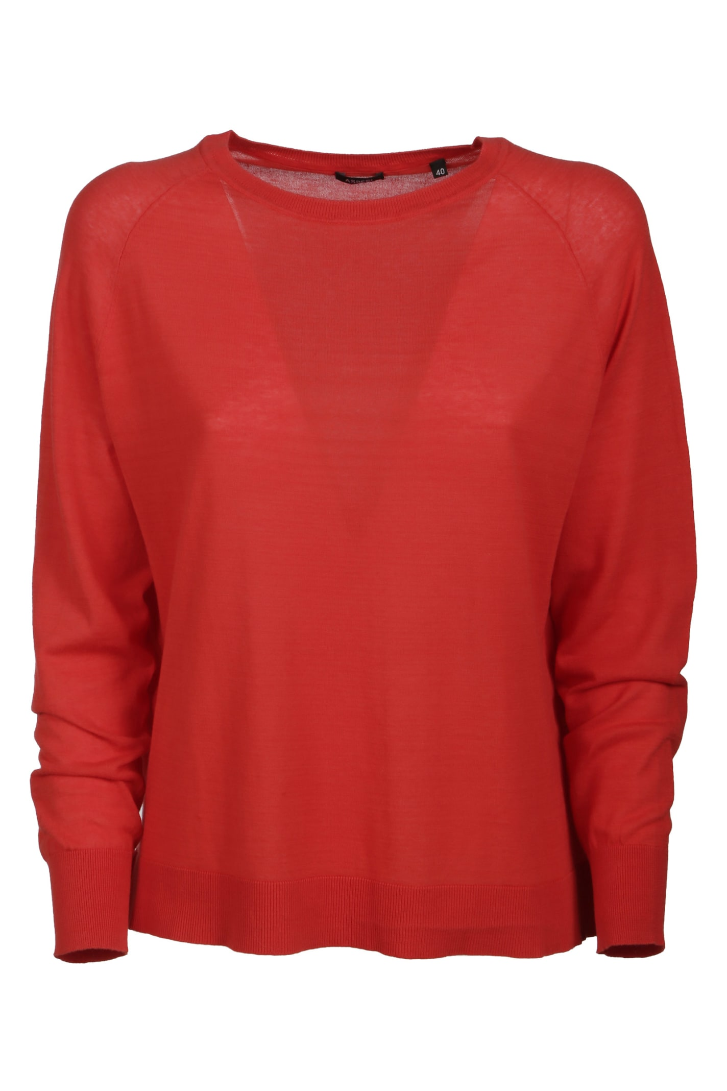 Aspesi Relaxed Fit Top