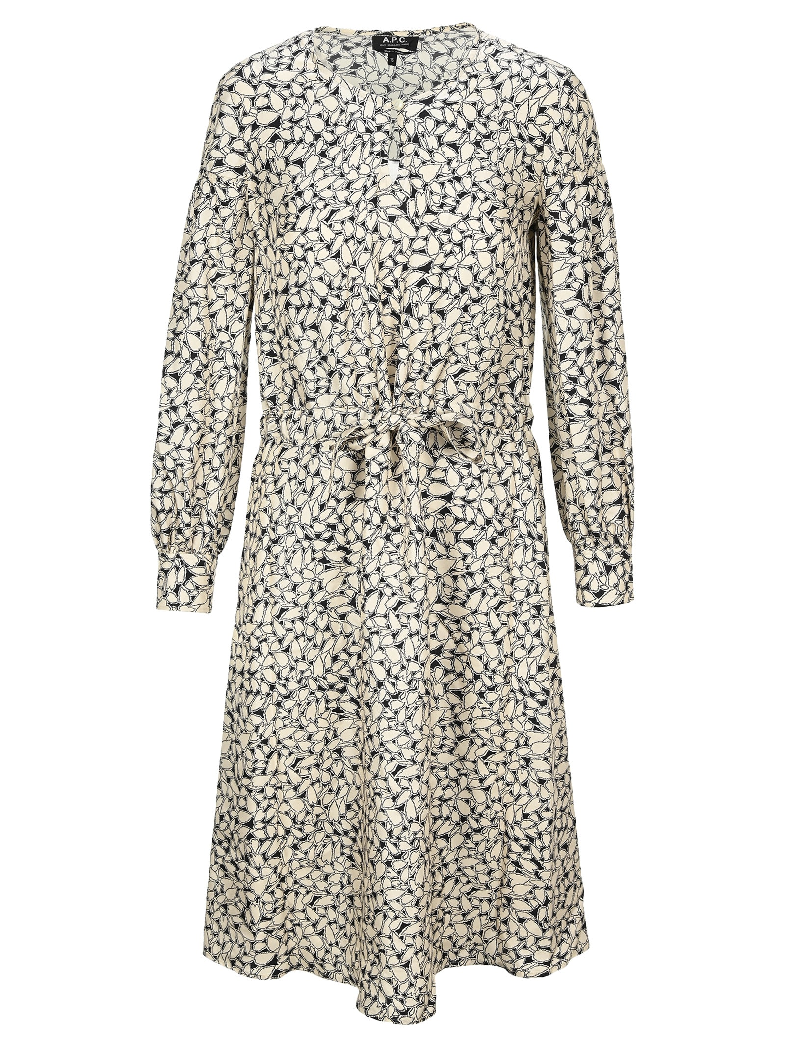 Buy A.p.c. Clemence Dress online, shop A.P.C. with free shipping