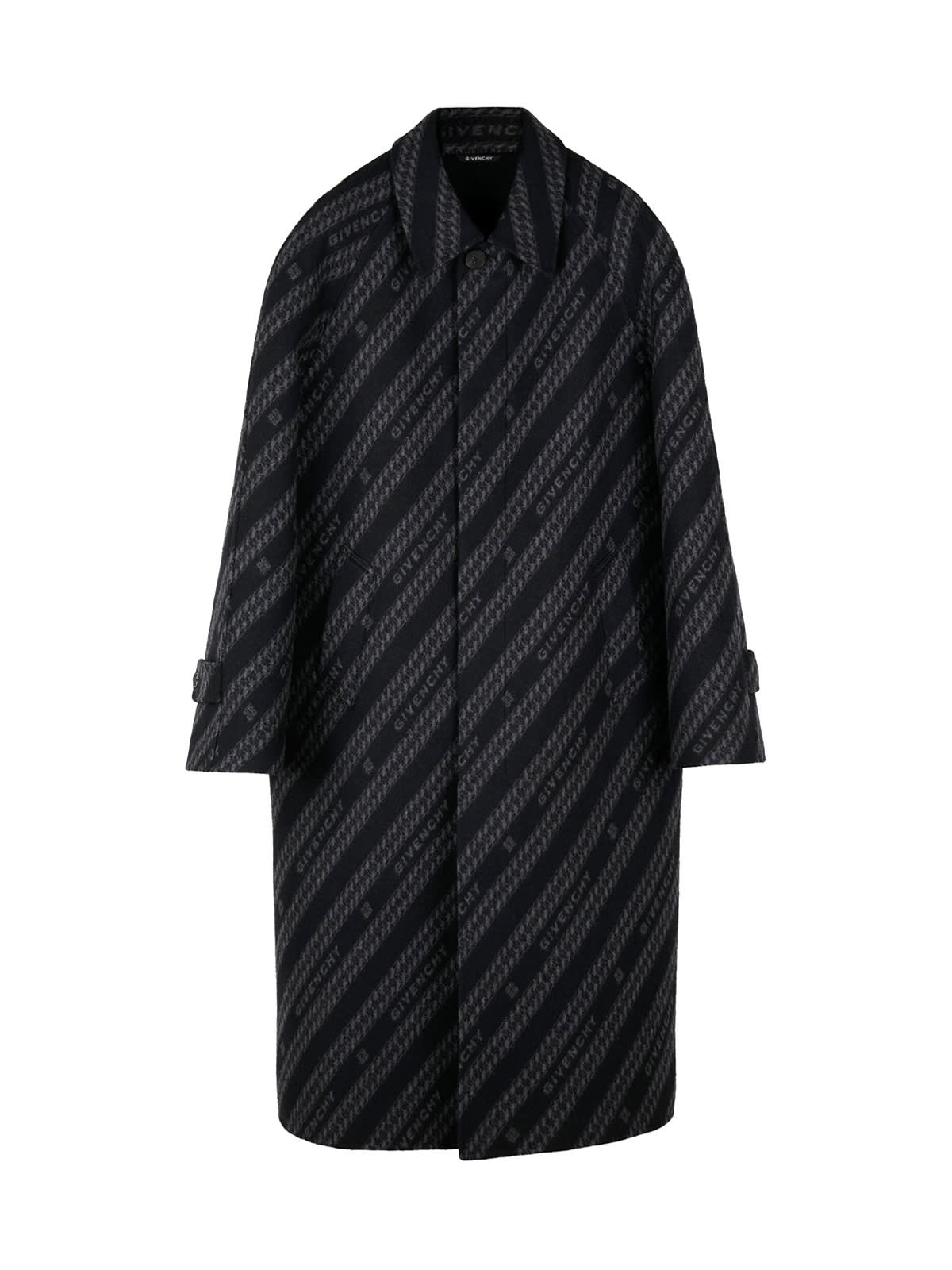 Givenchy Silks LONG COAT