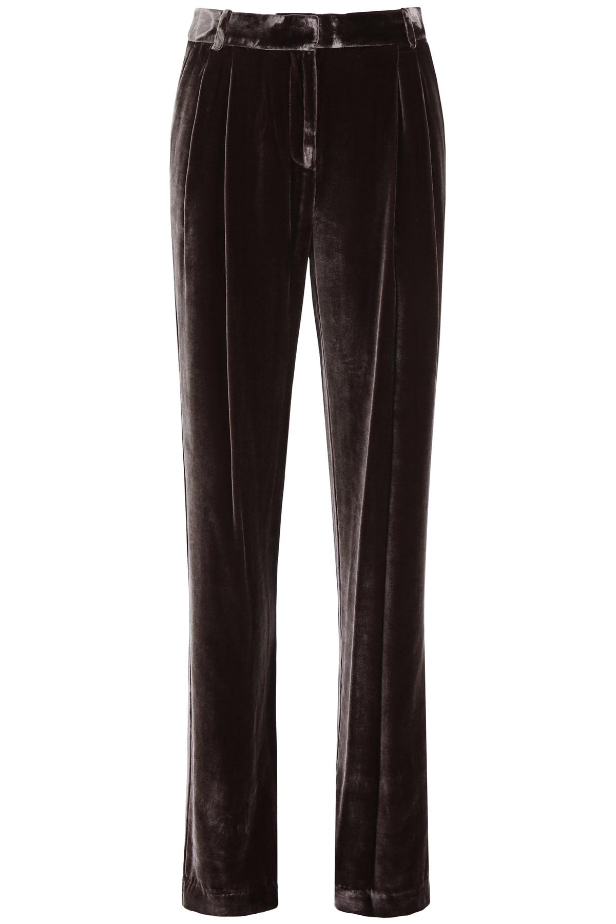 MICHAEL Michael Kors Velvet Trousers
