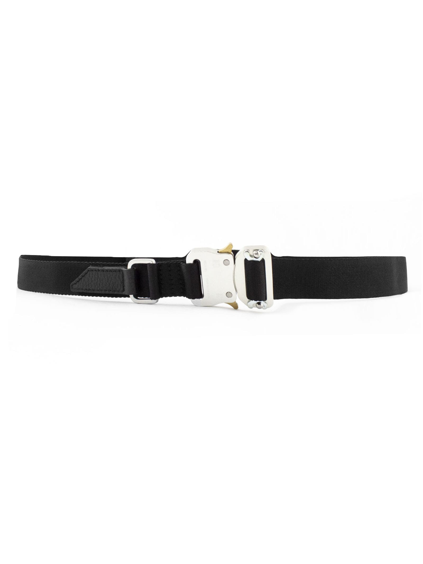 Alyx BLACK NYLON BELT