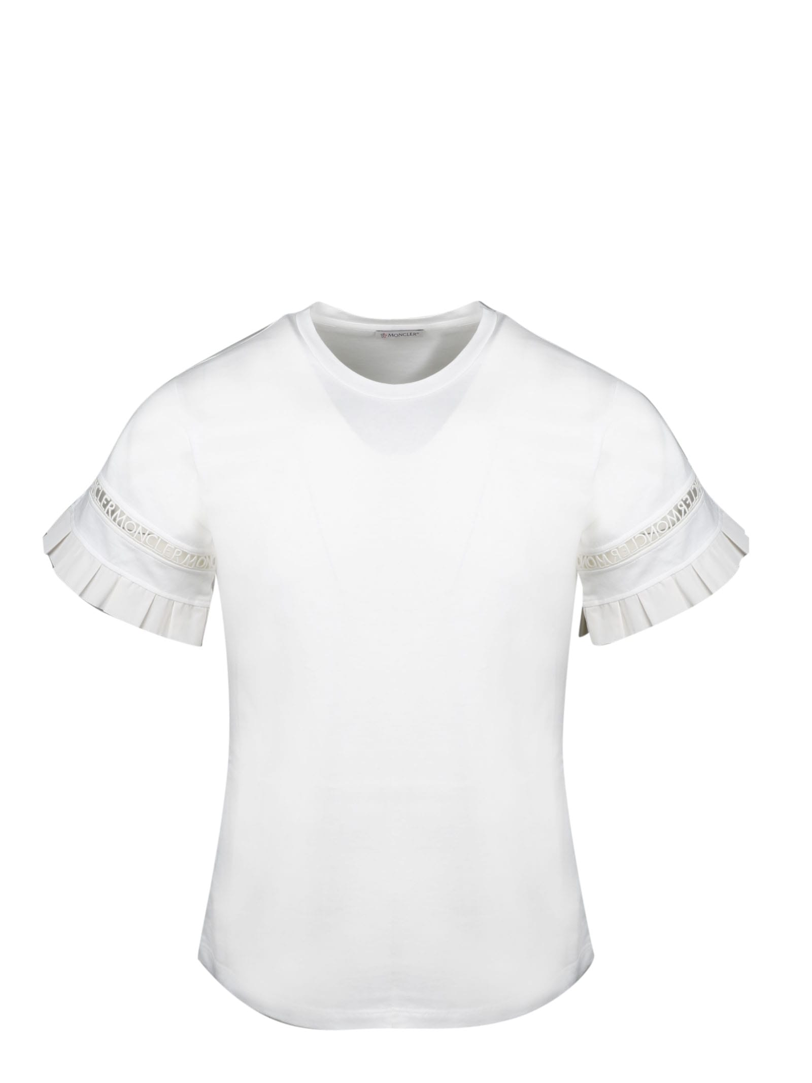 Moncler Short Sleeve T-shirts