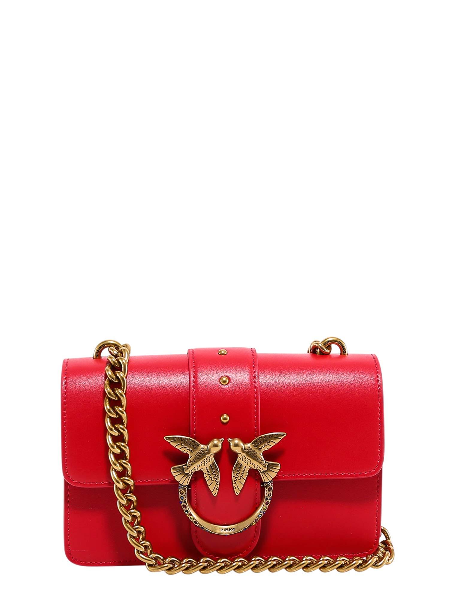 Pinko Leathers SHOULDER BAG