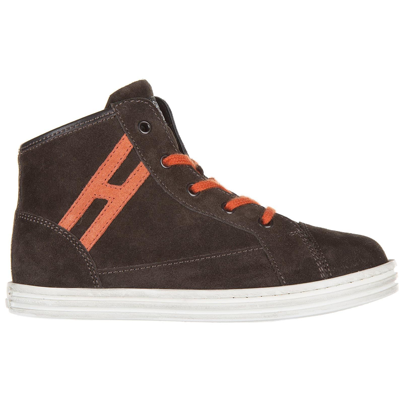 R141 High-top Sneakers