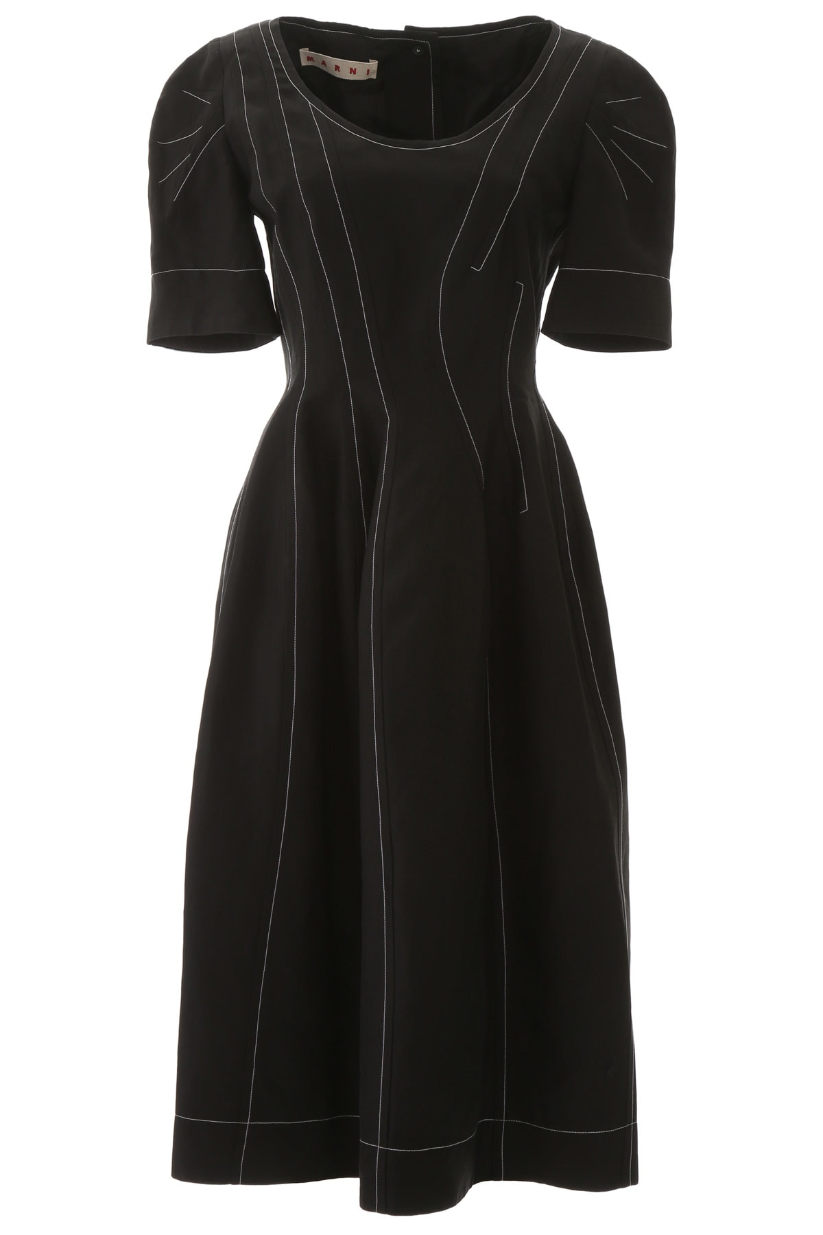 Buy Marni Dress With Stitching online, shop Marni with free shipping