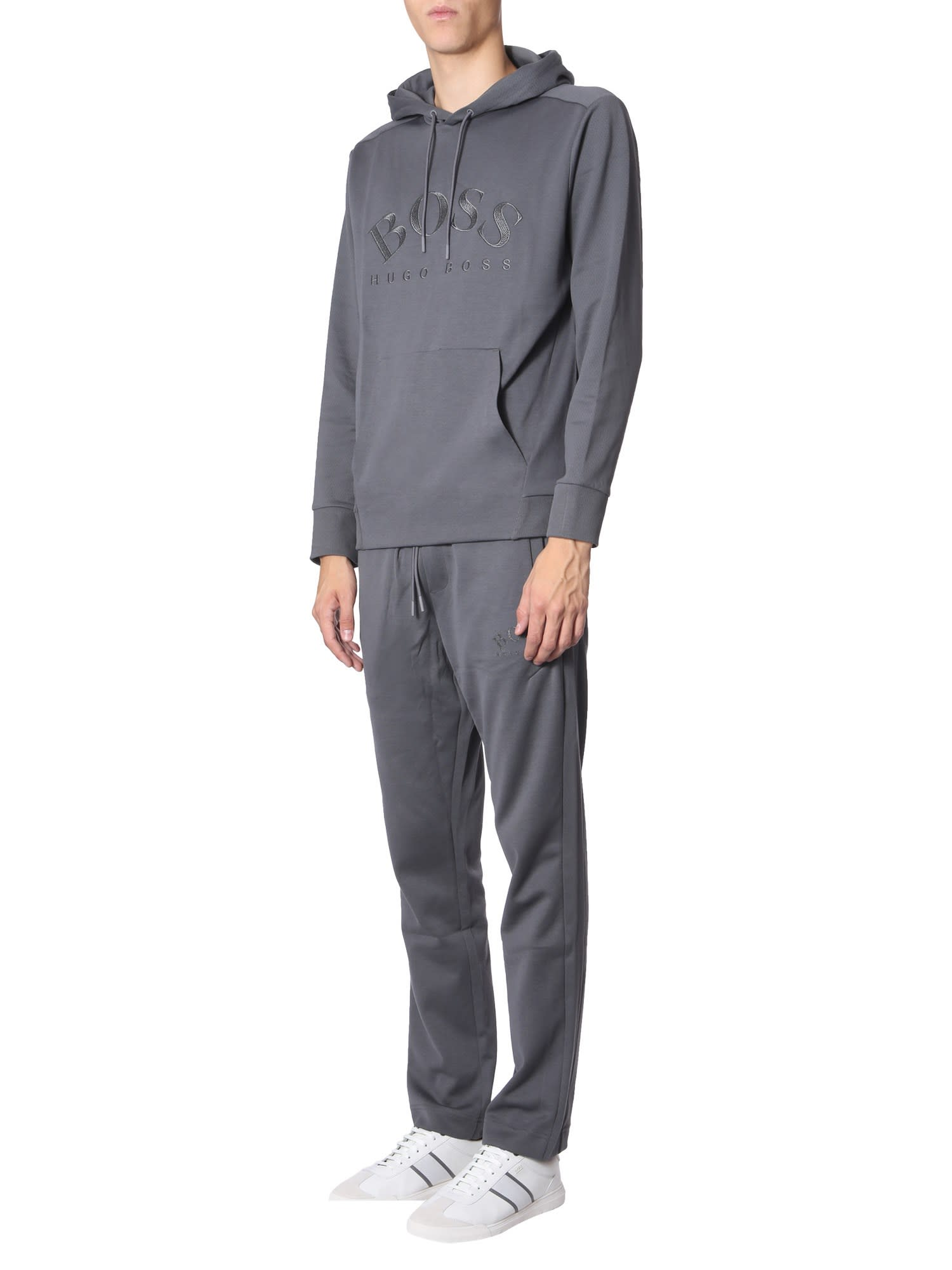 best place for cheapest price super specials Hugo Boss Hugo Boss Jogging Pants - GRIGIO - 11074591 | italist