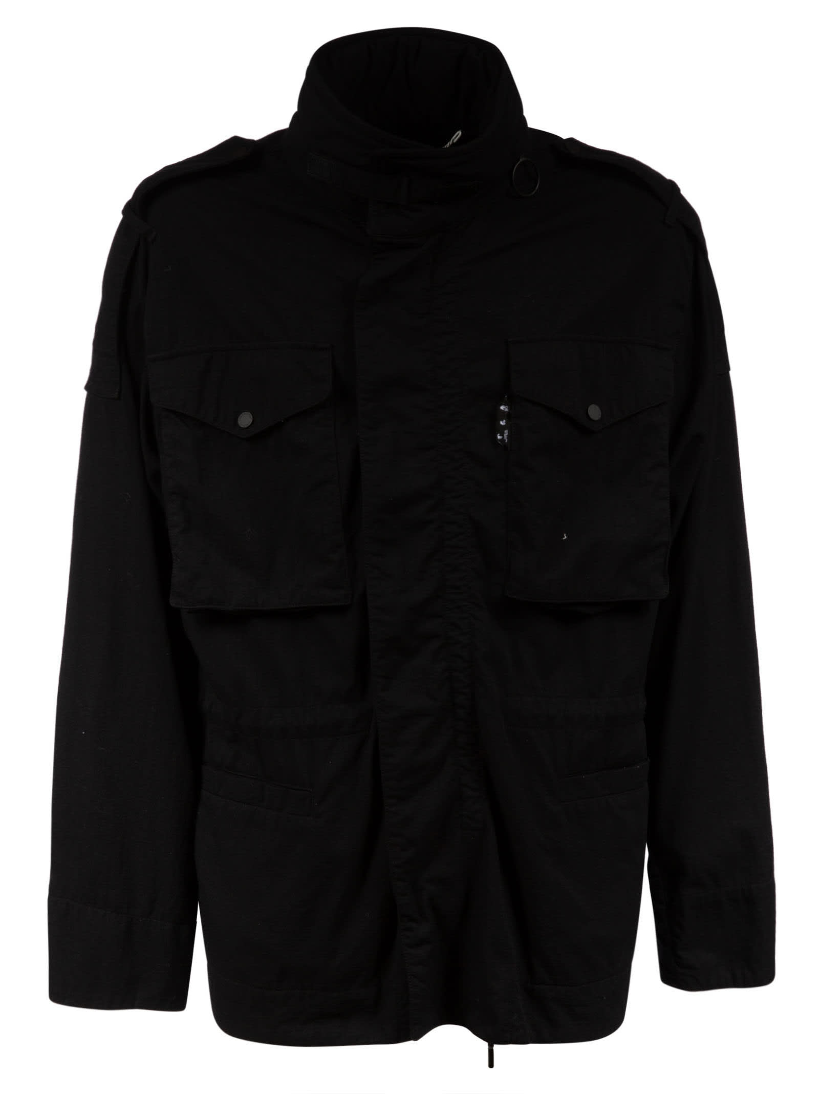 Off-White Jackets ARROW FIELD JACKET