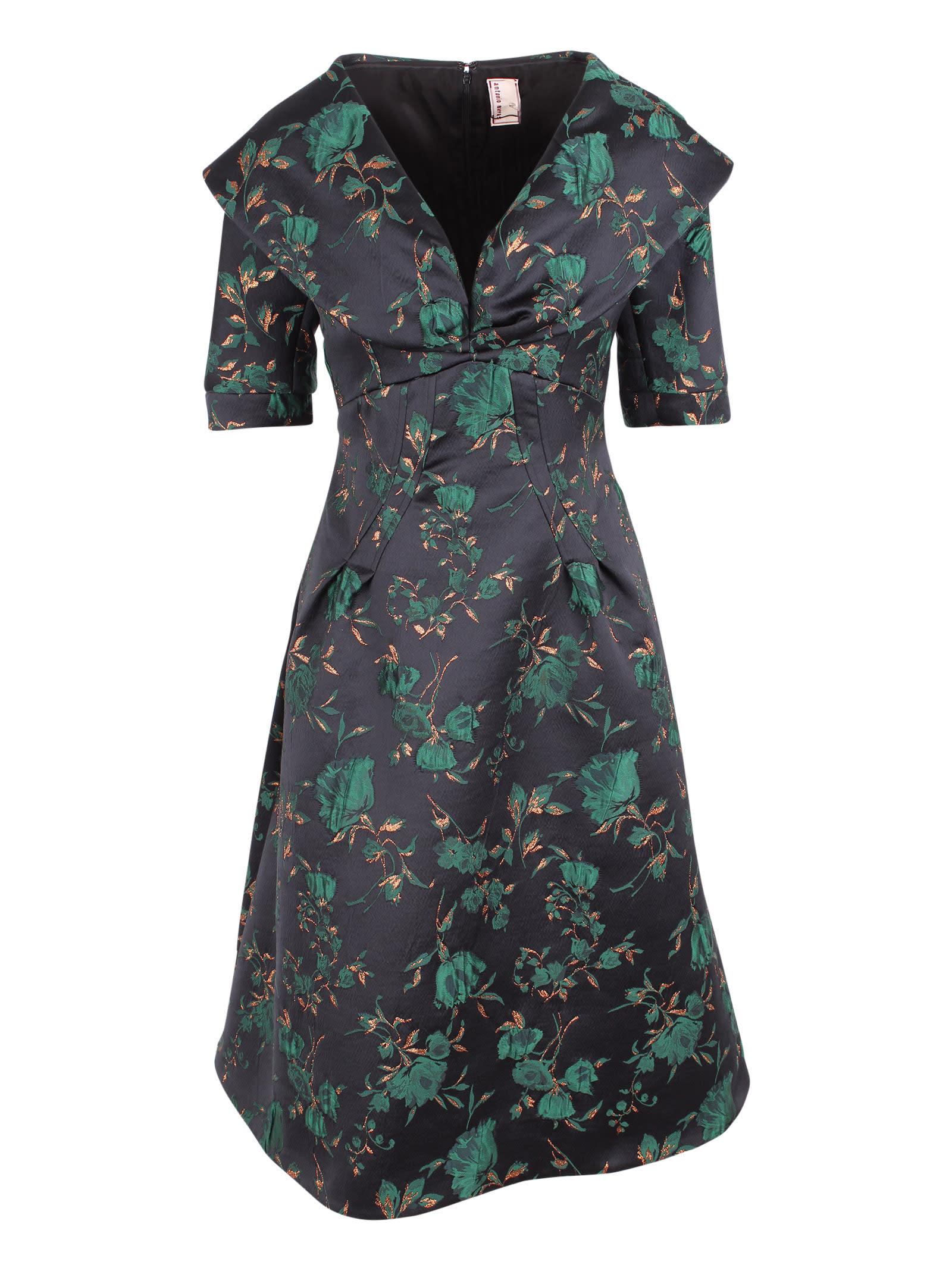 Polyester Dress