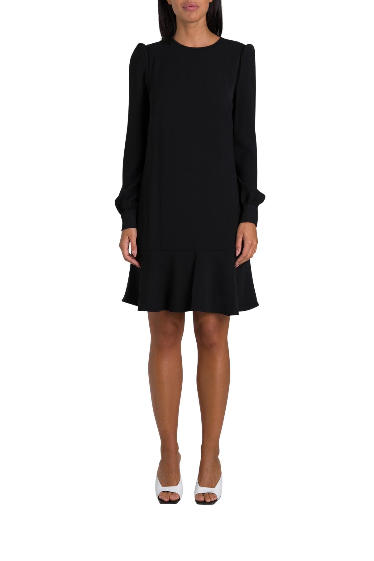 MICHAEL Michael Kors Candy Dress With Flounce