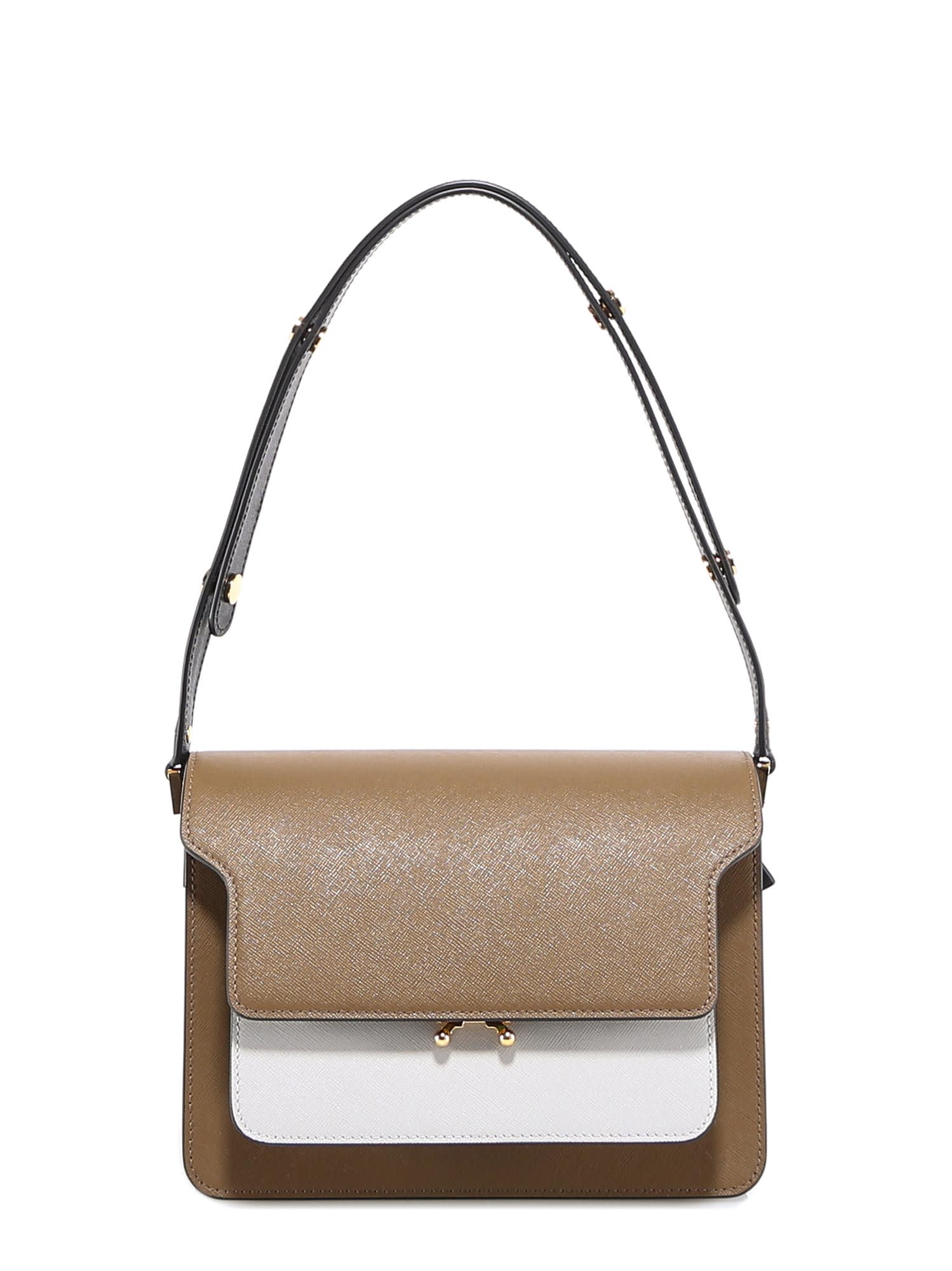 Marni Trunk Bag Shoulder Bag