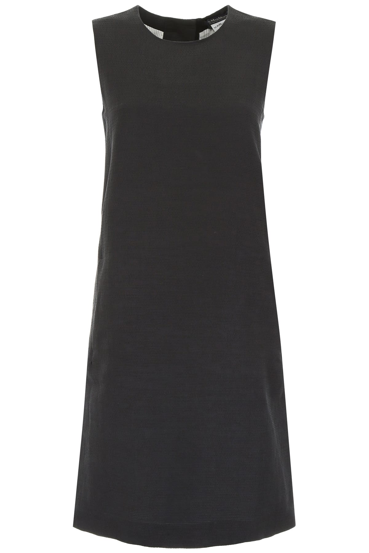 S Max Mara Here is The Cube Flared Dress