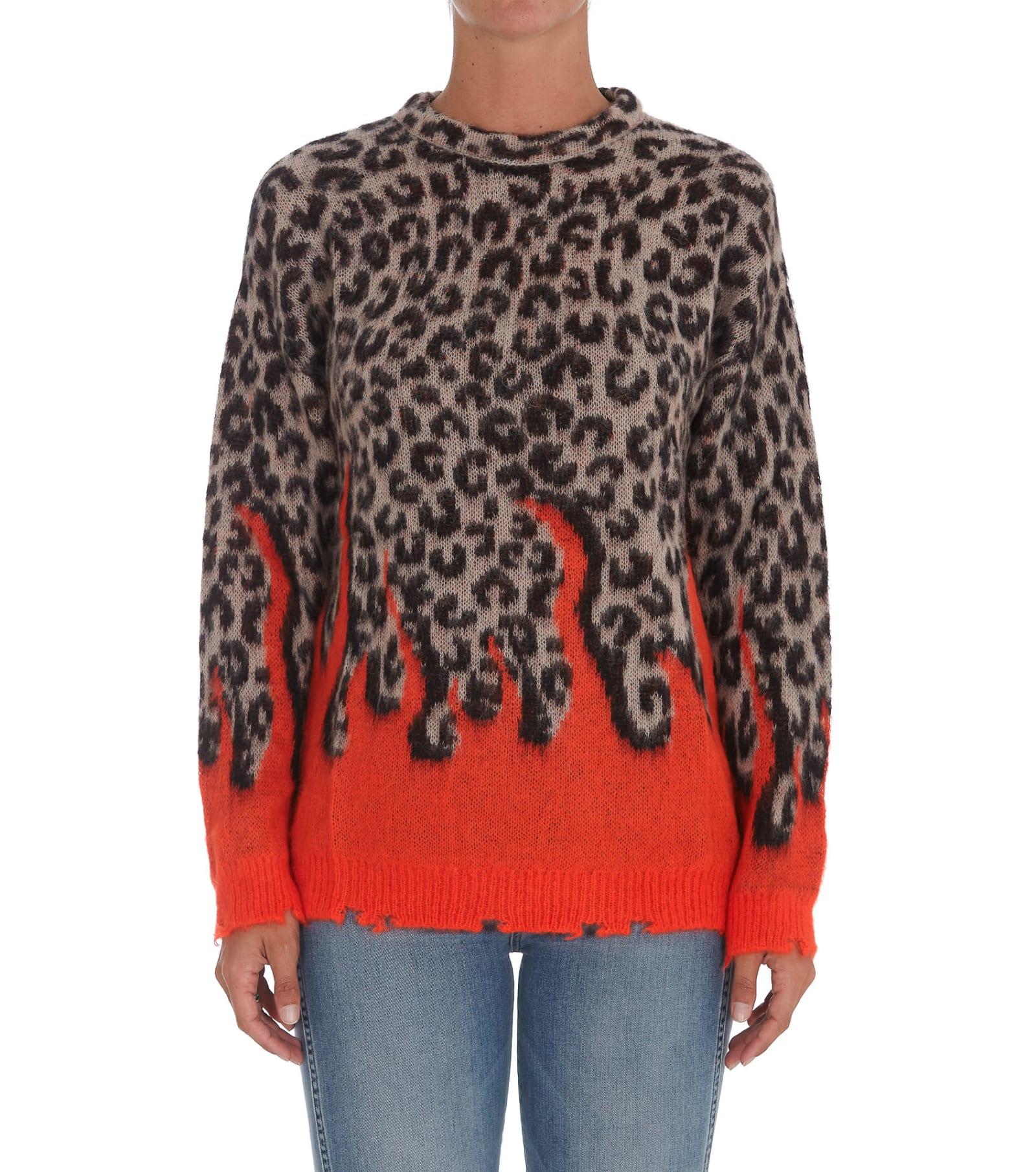 Maku Flame Sweater