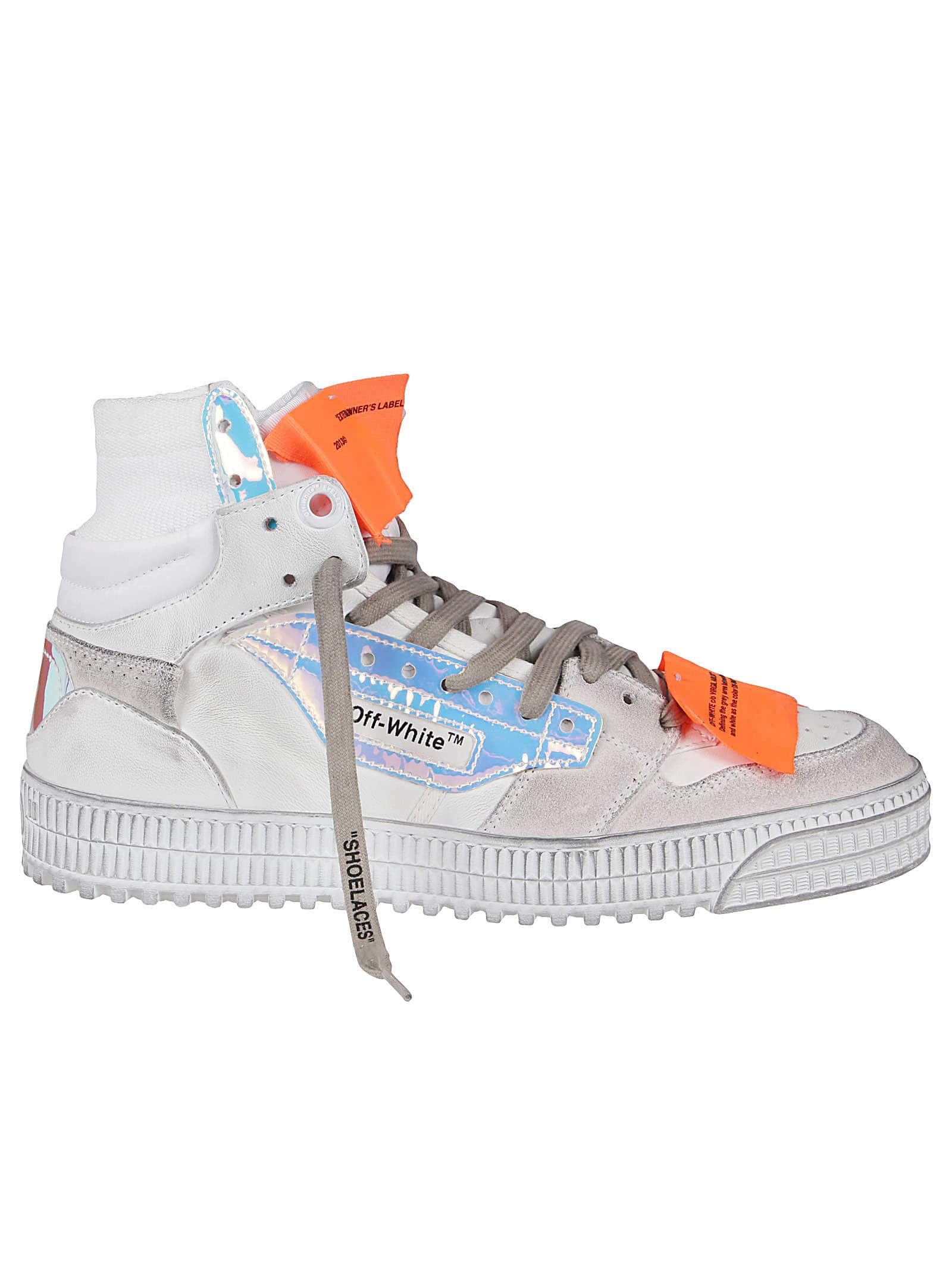 Off-White Sneakers Off Court