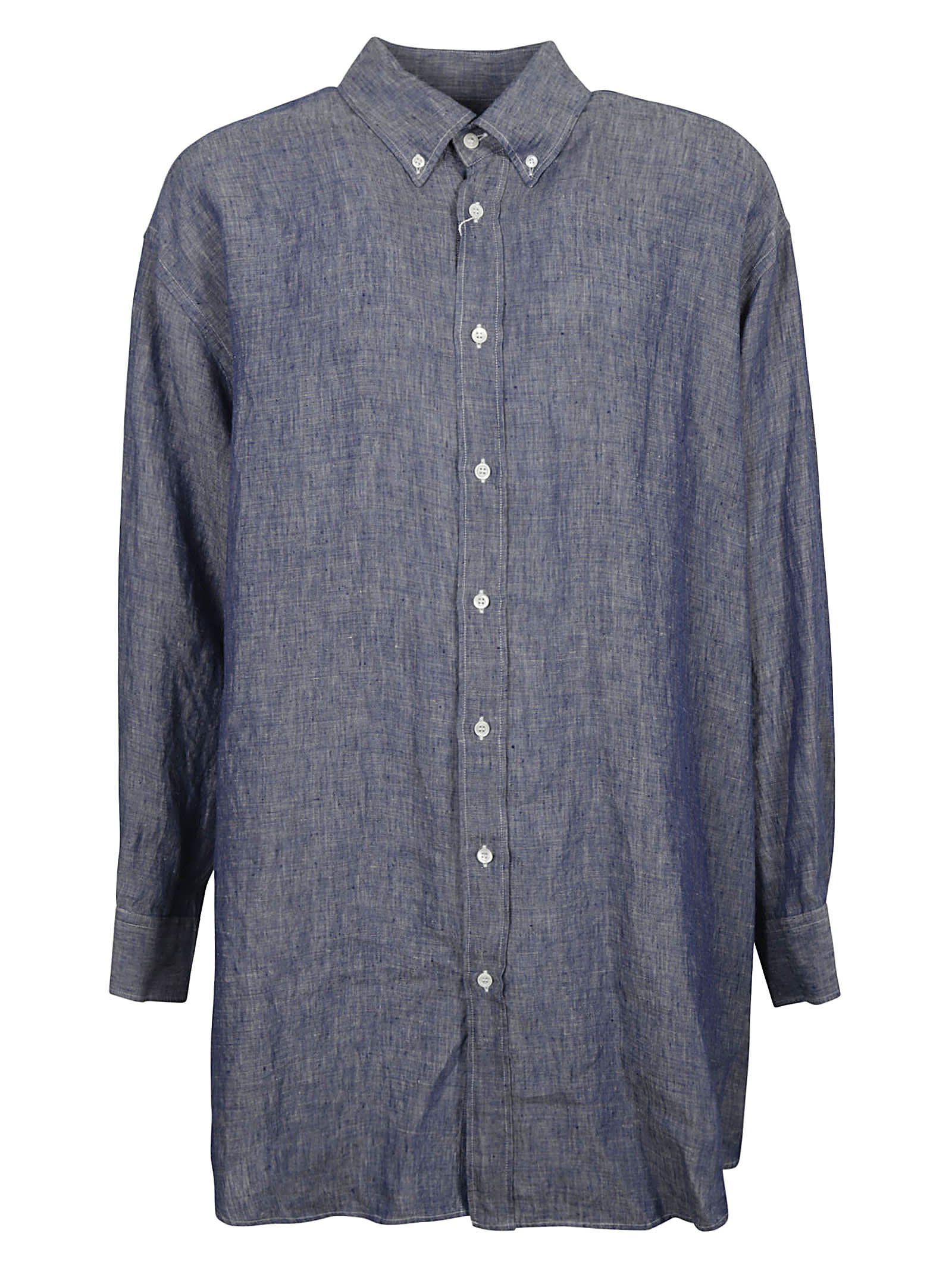 Maison Margiela OVERSIZED DENIM SHIRT