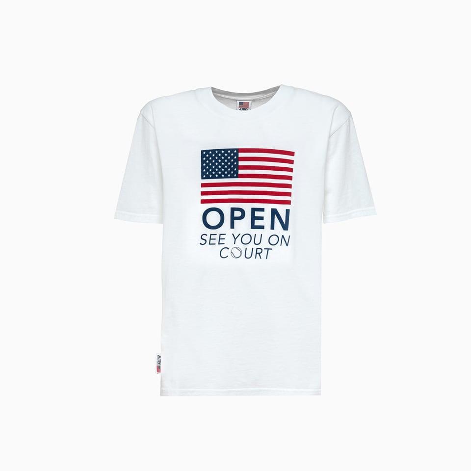Autry T-shirts T-SHIRT TSXWA08W