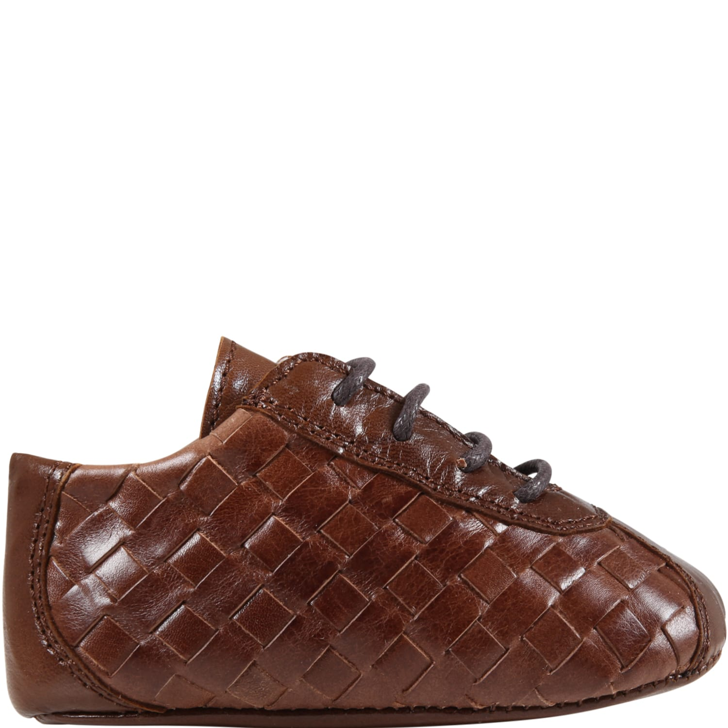 Brown Shoes For Babykids