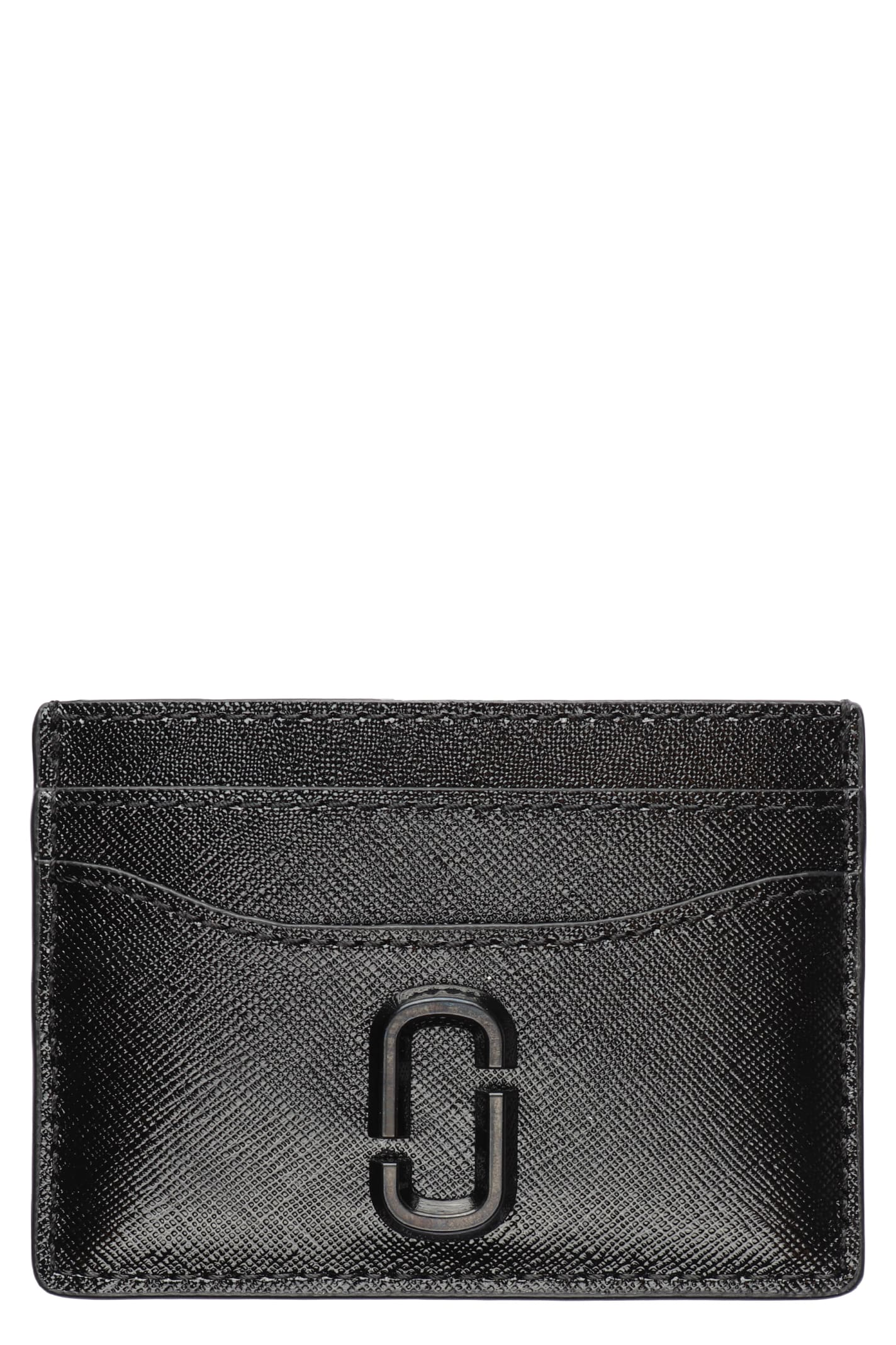 online store 4c0c1 2066c Marc Jacobs Snapshot Leather Card Holder