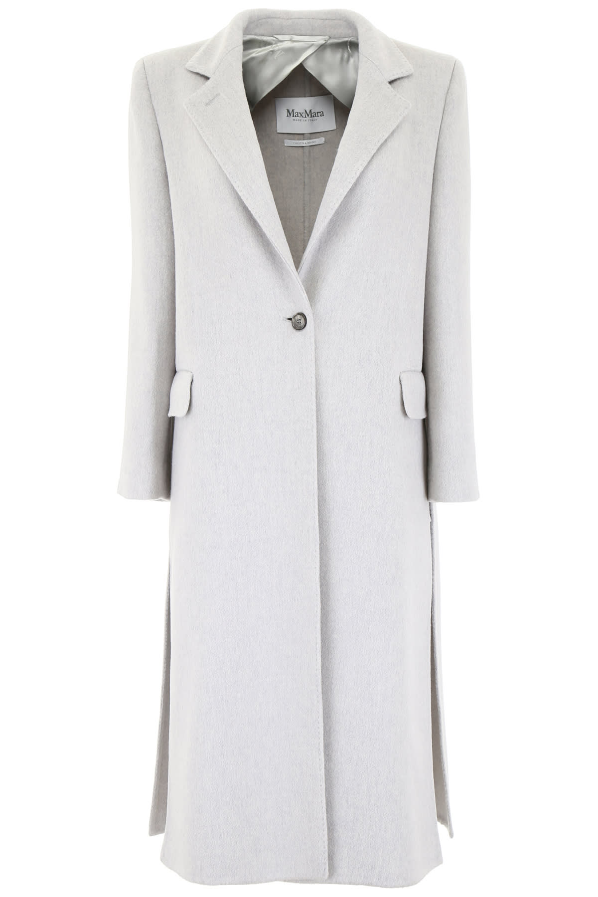 Max Mara Coat With Vents