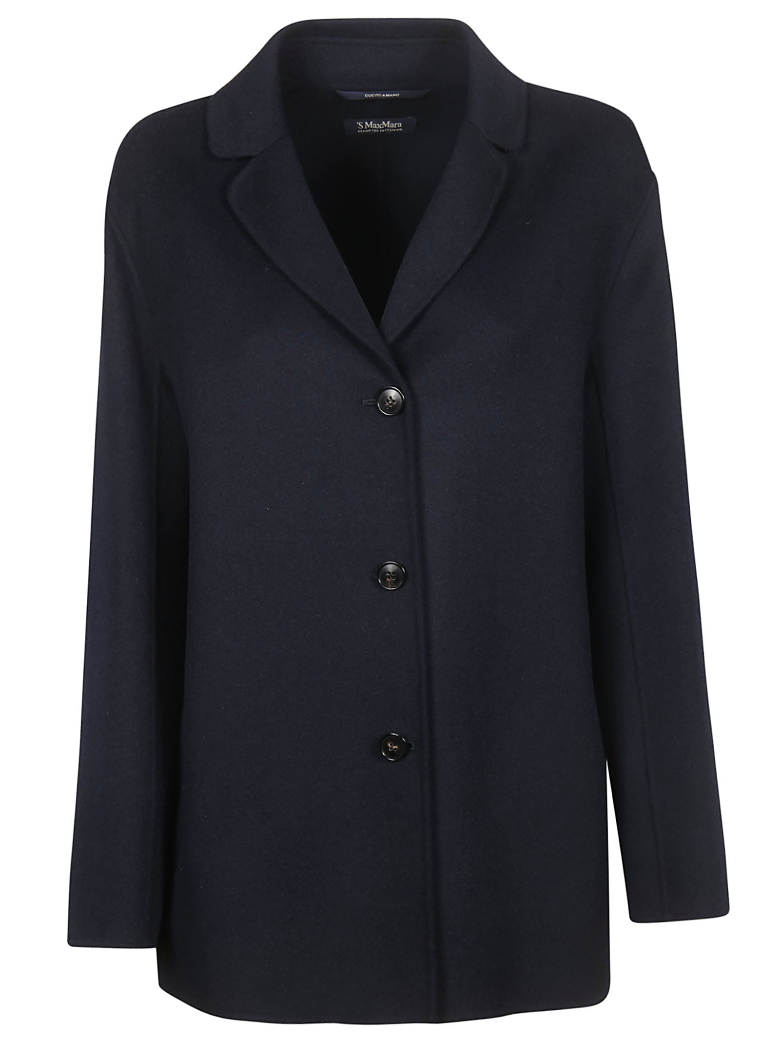 S Max Mara Here is The Cube Biada Jacket