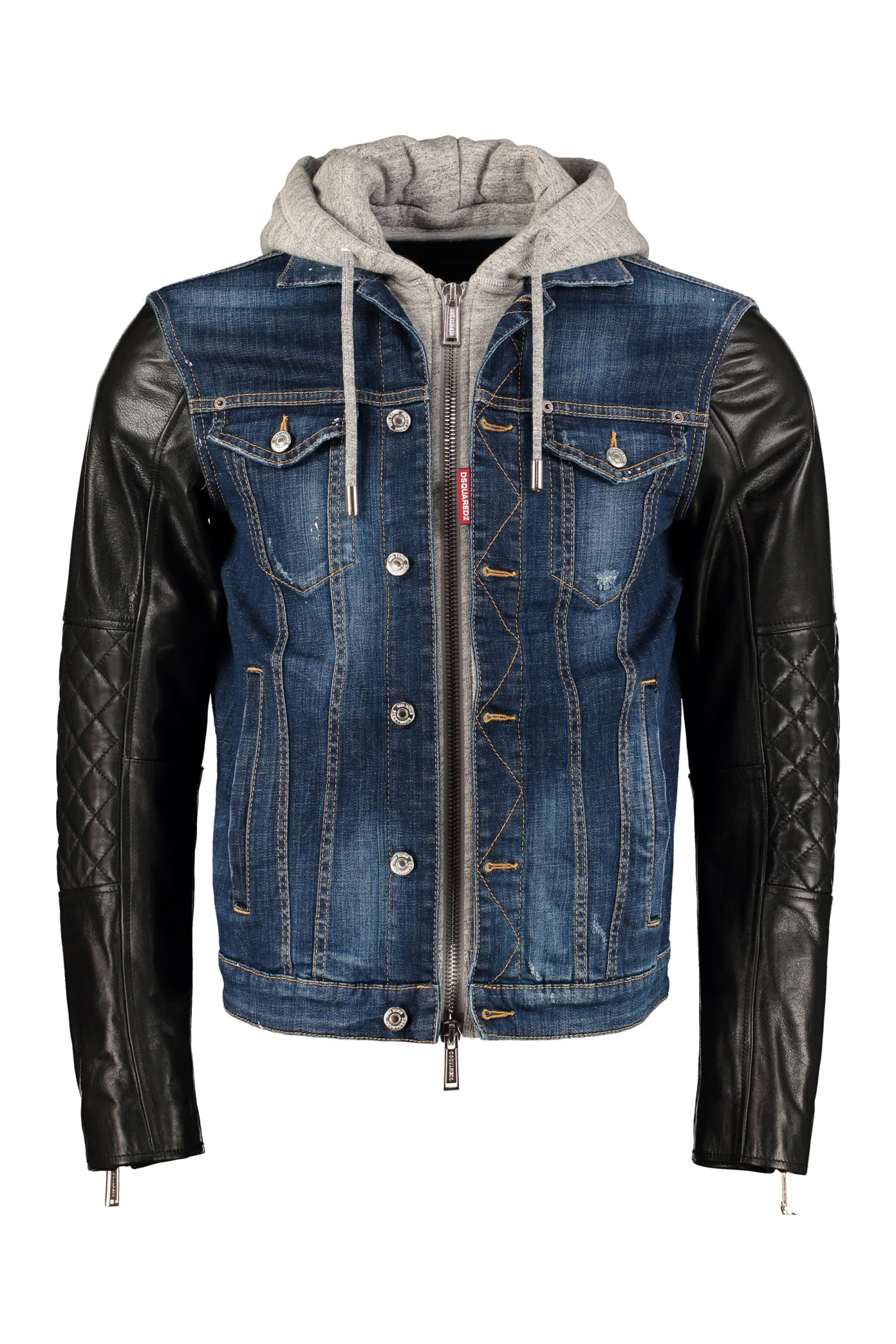 Dsquared2 Dan Jean Denim Jacket