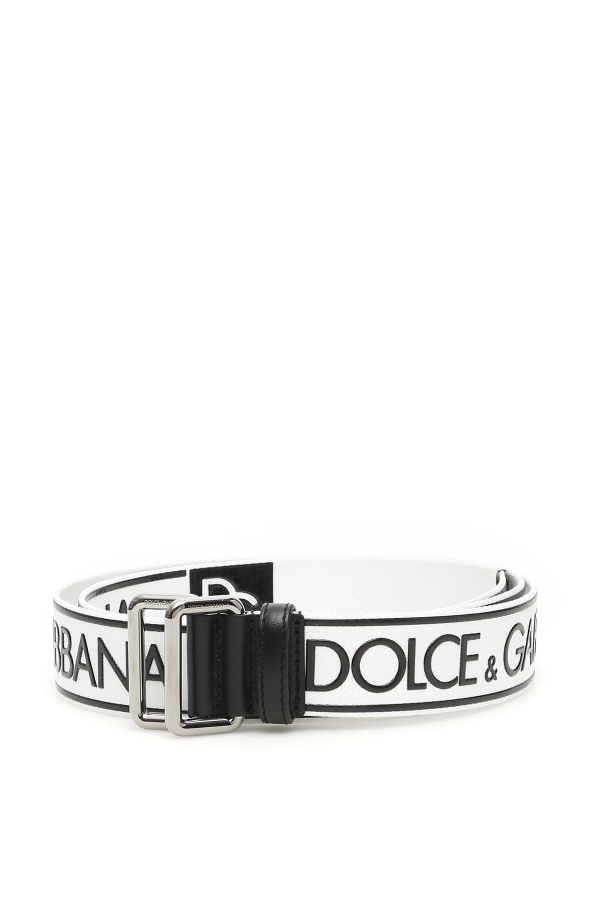 Dolce & Gabbana Belts LOGO BELT