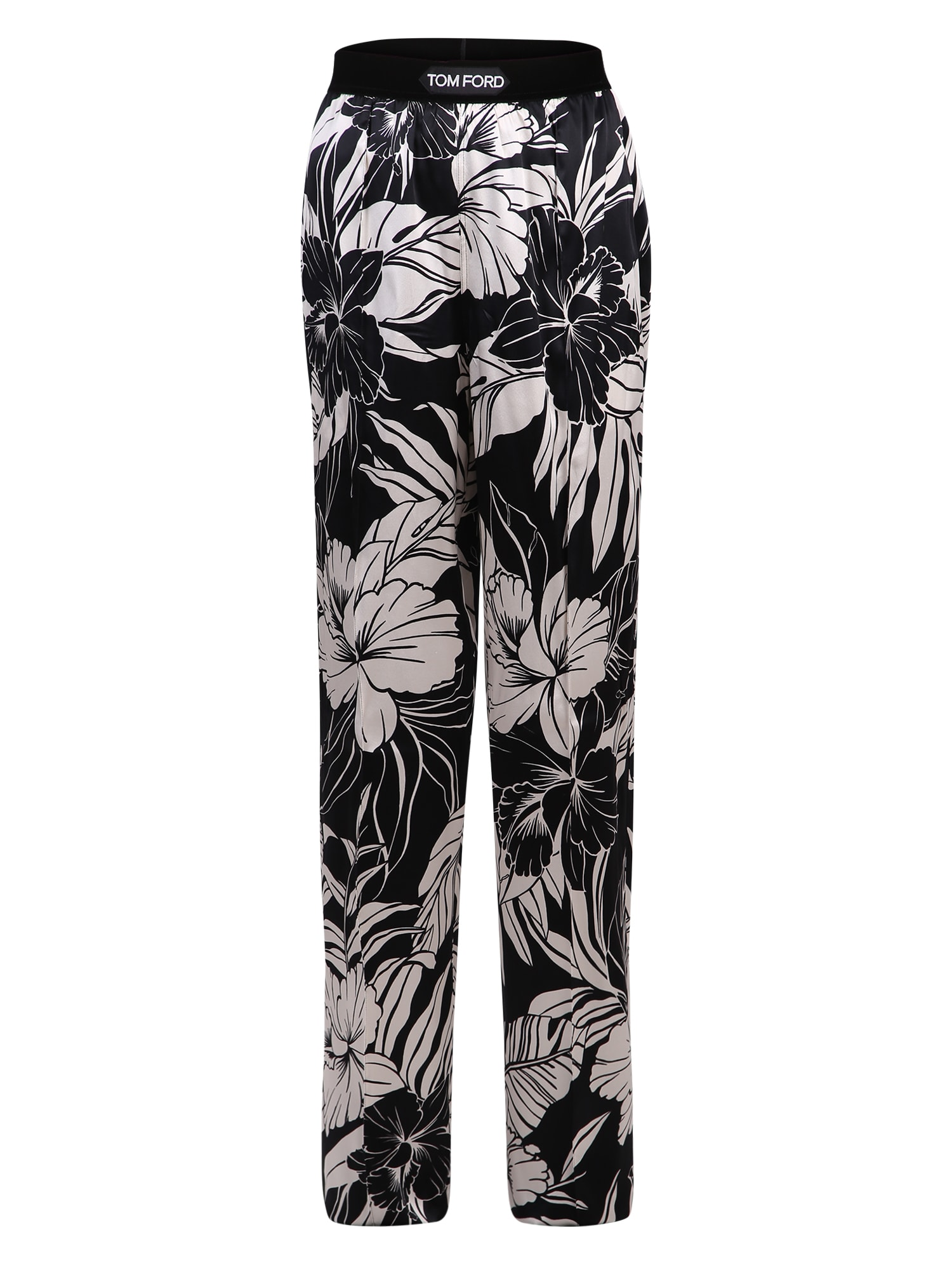 Tom Ford Silks PRINTED TROUSERS