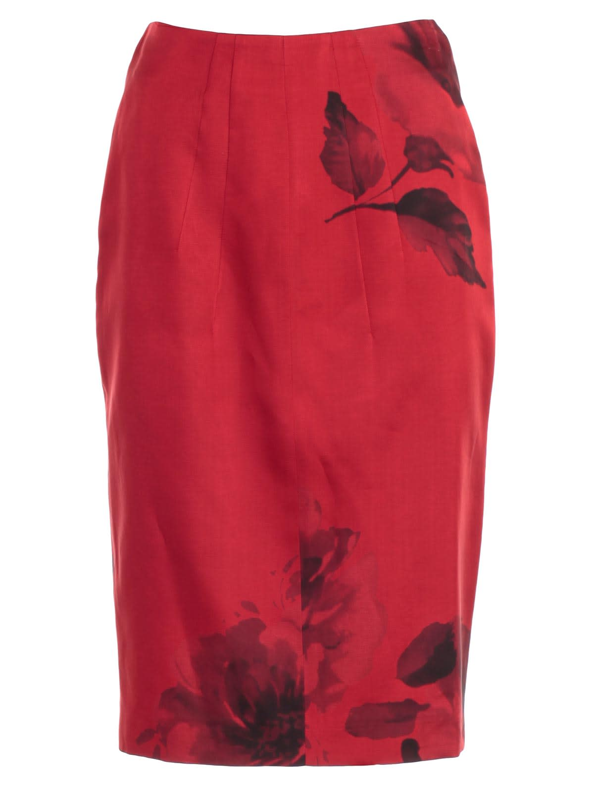 N.21 Skirt Pencil Roses Printing from N.21Composition: 100% Viscose