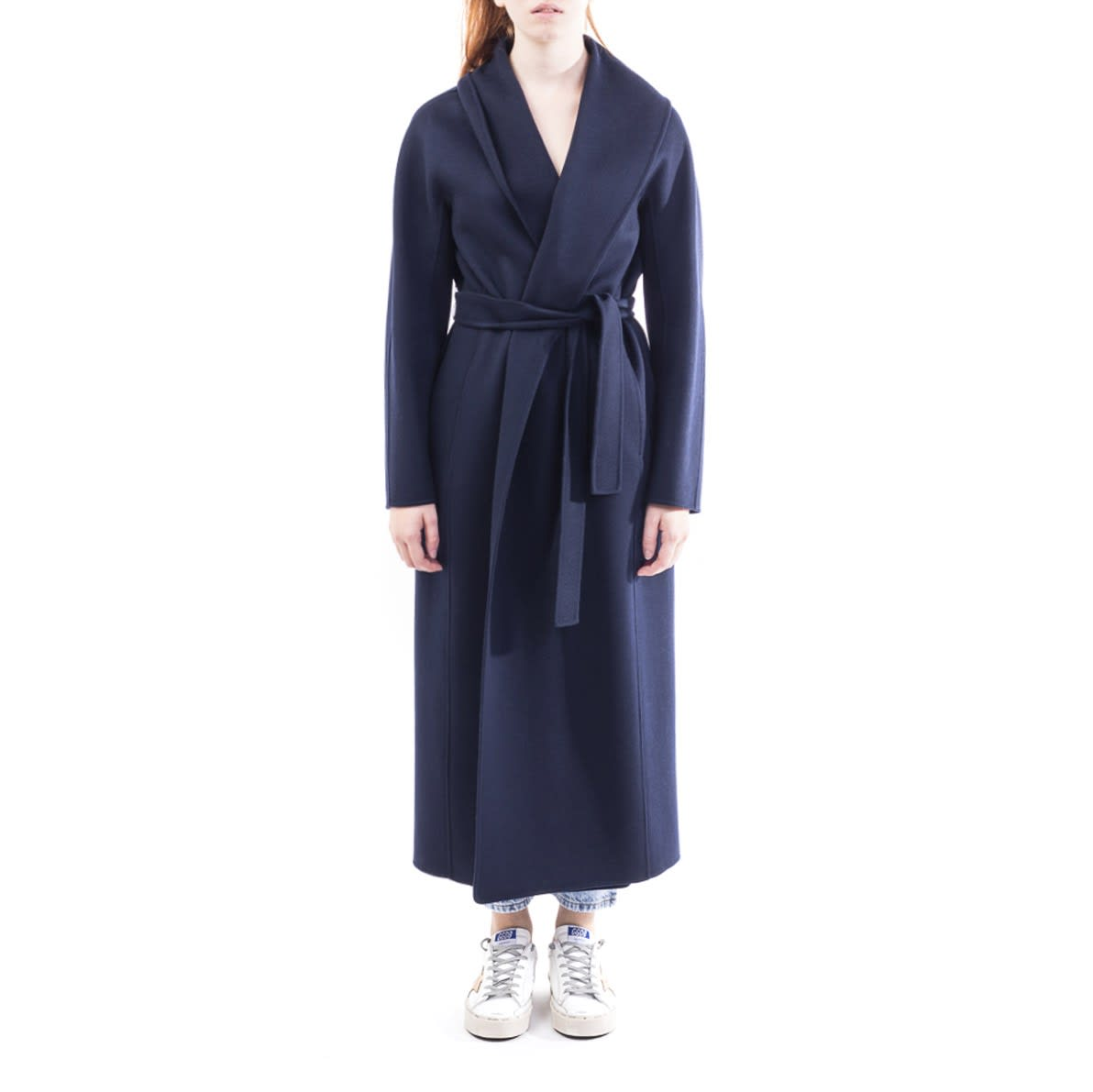 Virgin Wool Max Mara Messilu Coat
