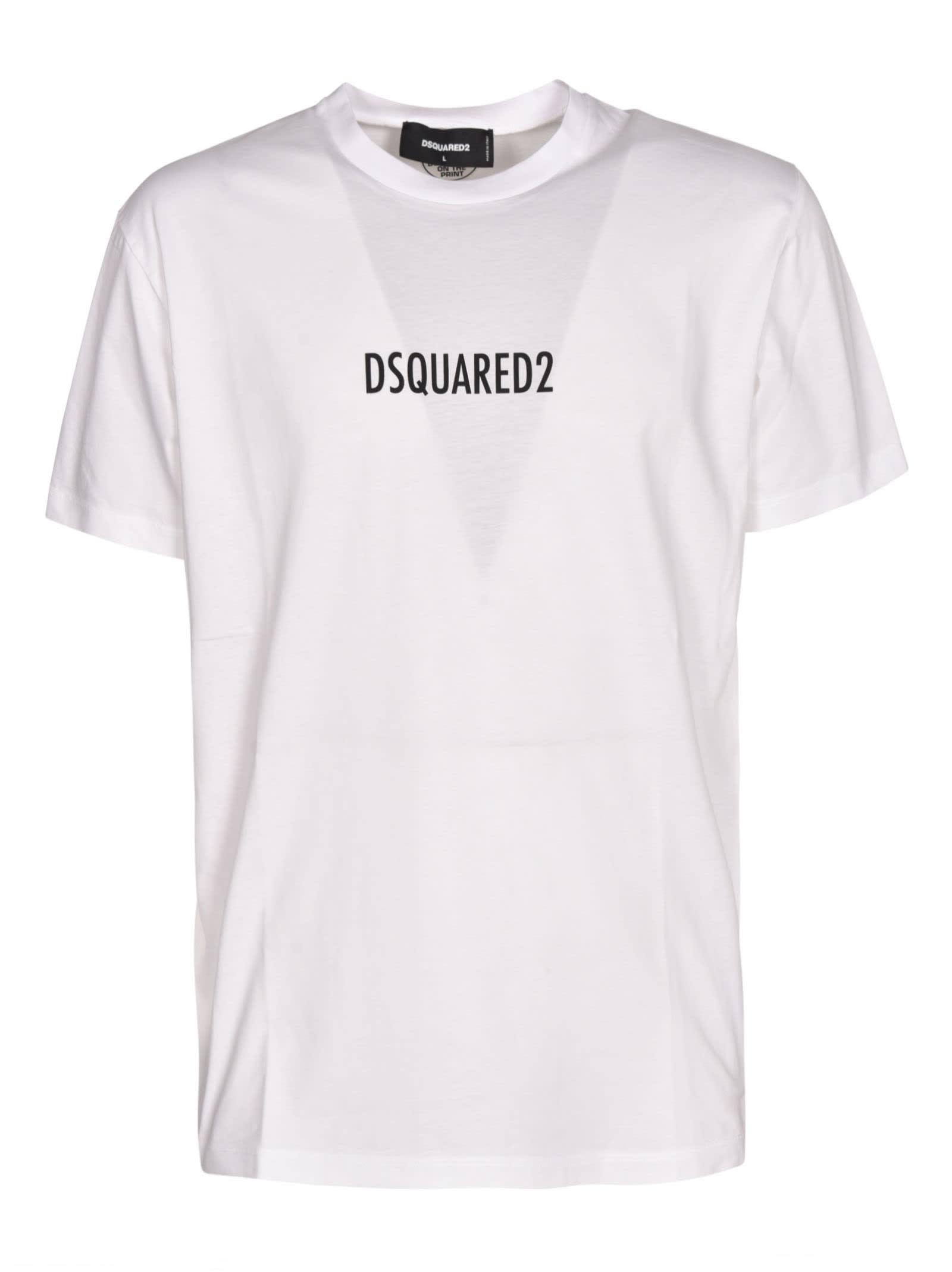 Dsquared2 Dean & Dan Caten Logo T-shirt