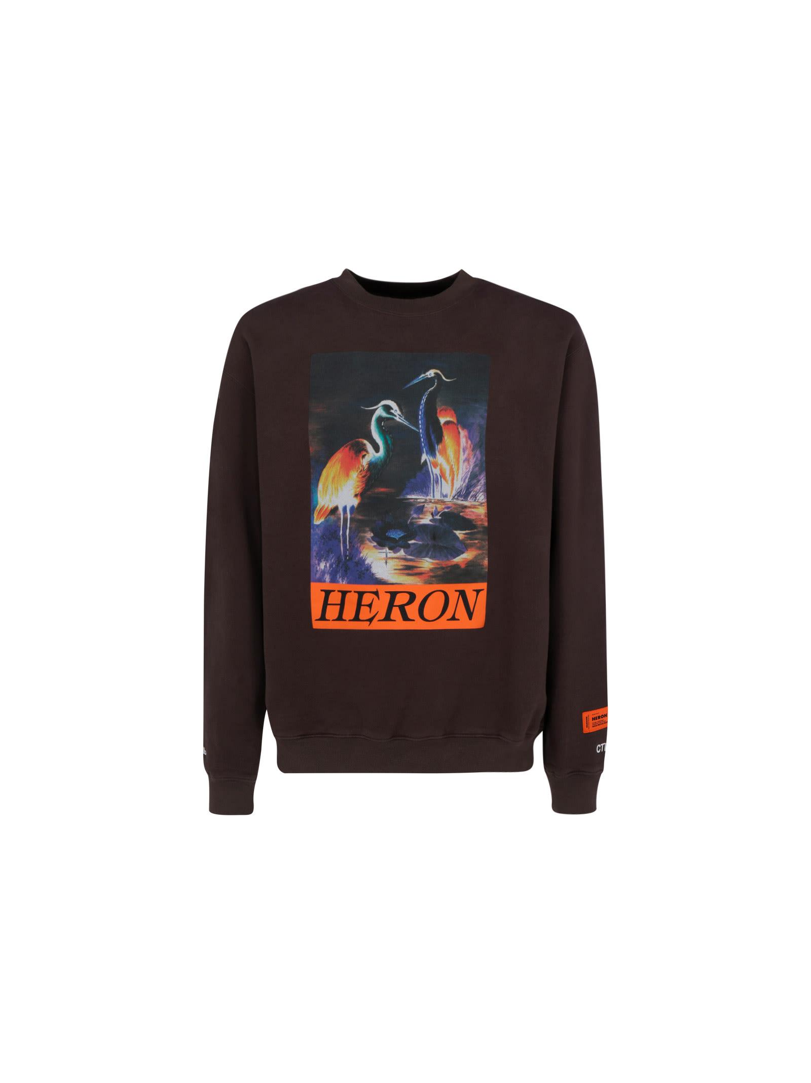 HERON PRESTON Heron Preston Sweatshirt