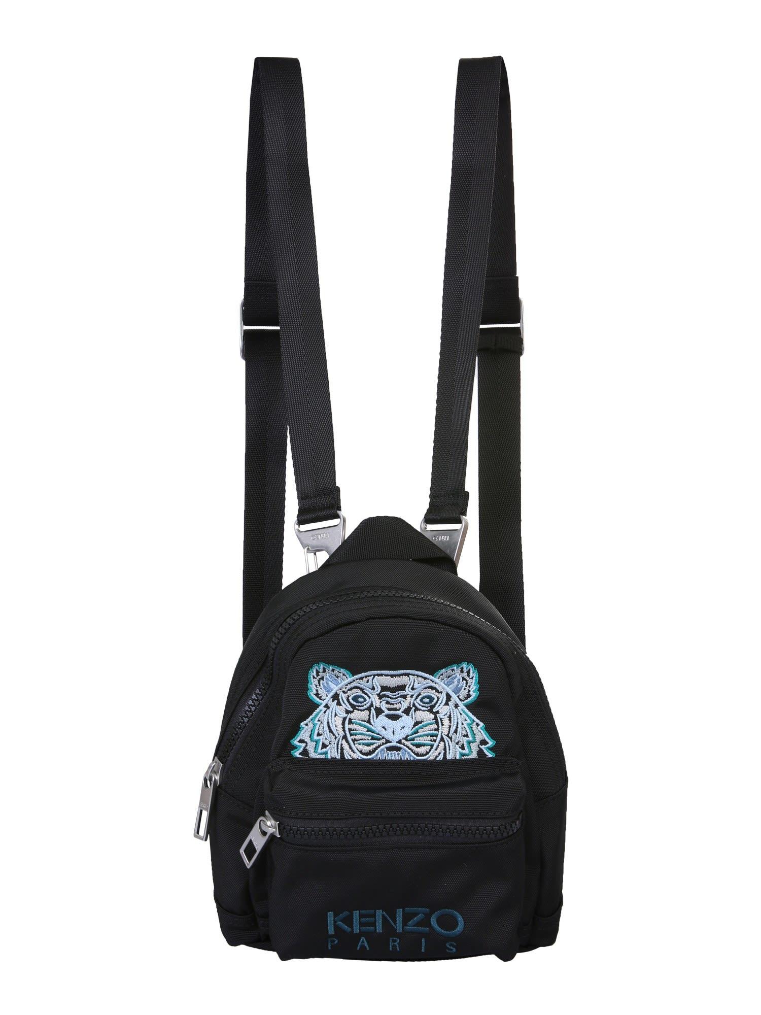 Kenzo Mini Backpack With Logo