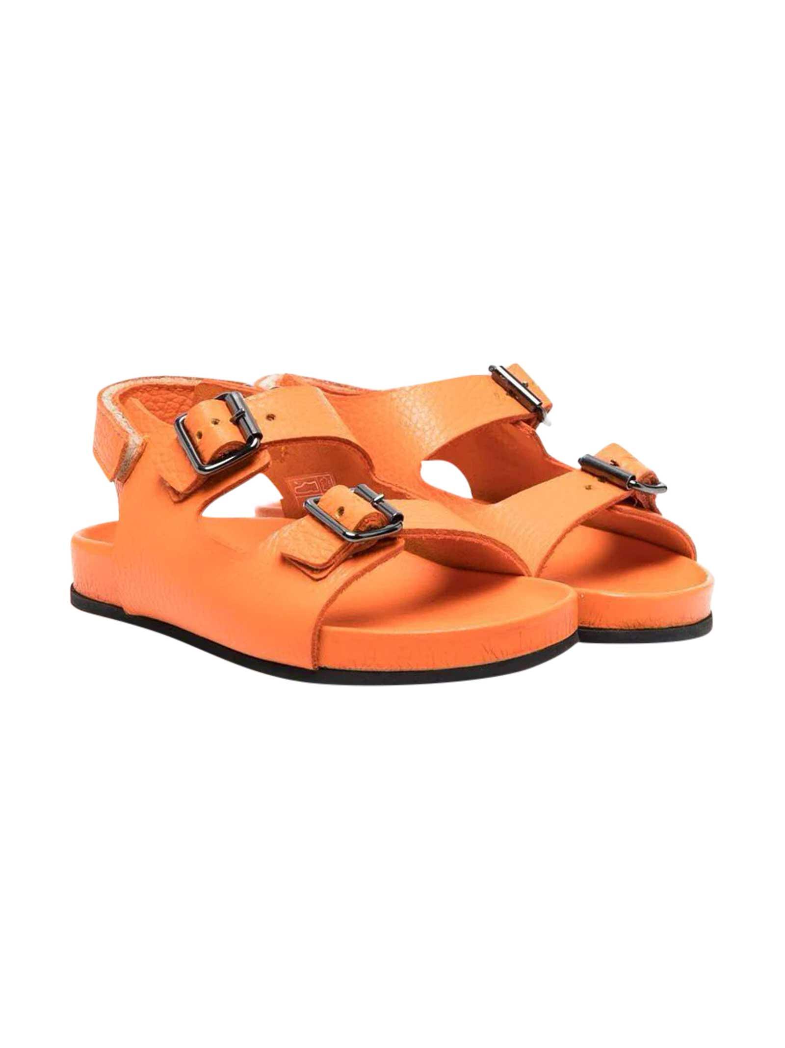 Kids Buckle Sandals