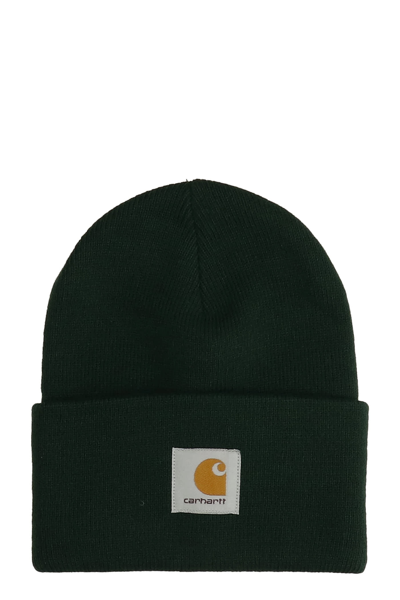 Hats In Green Acrylic