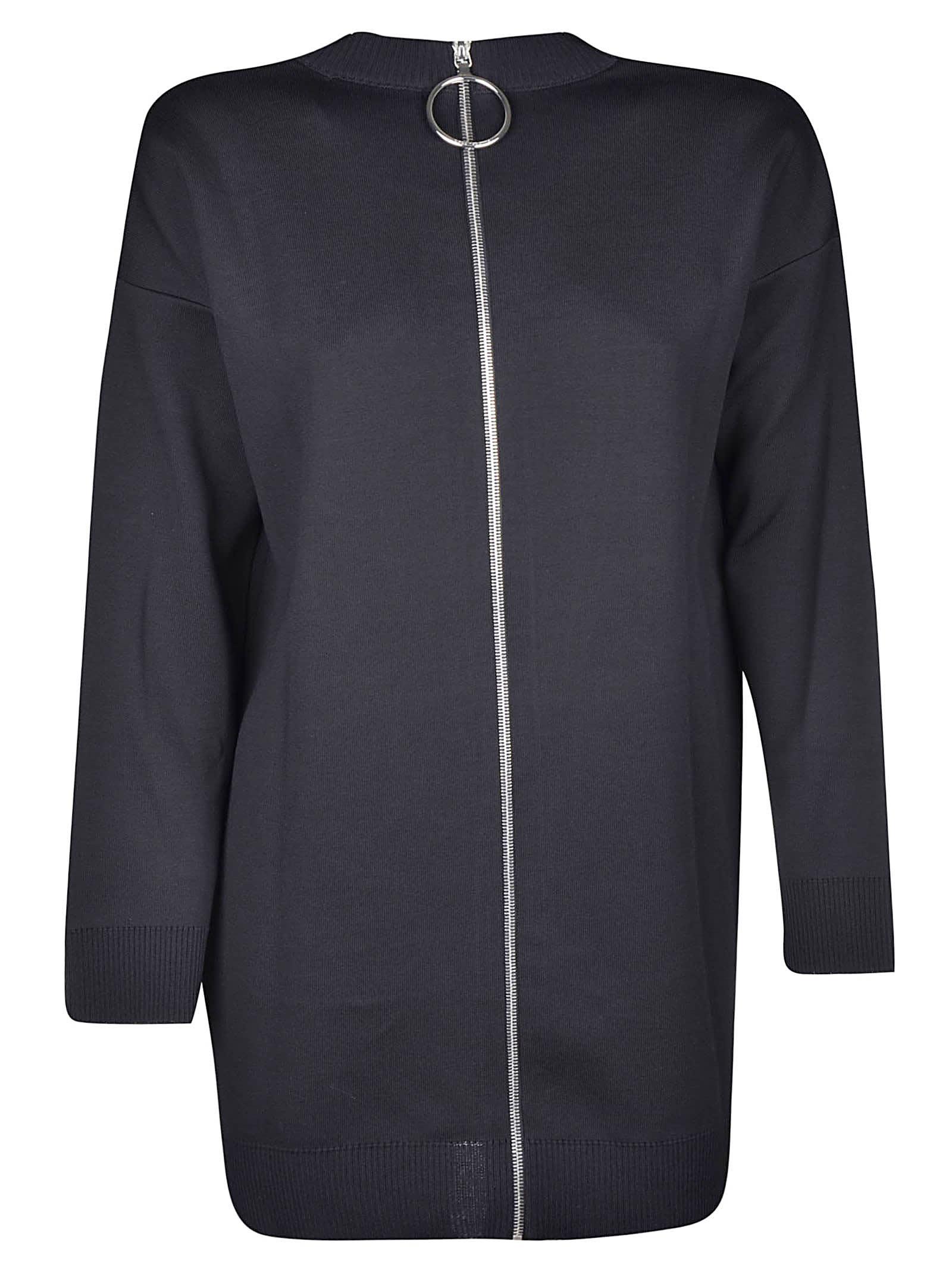 Paco Rabanne Long Zipped Jacket