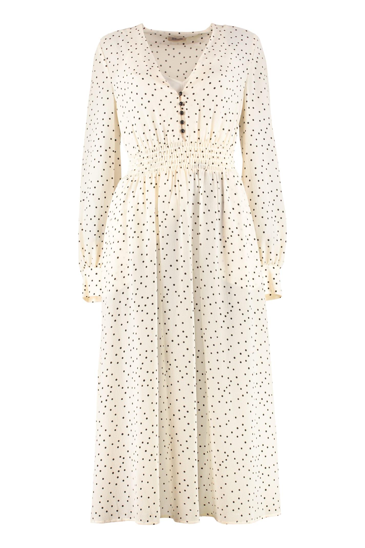 Buy Baum und Pferdgarten Adison Crepe Cady Dress online, shop Baum und Pferdgarten with free shipping