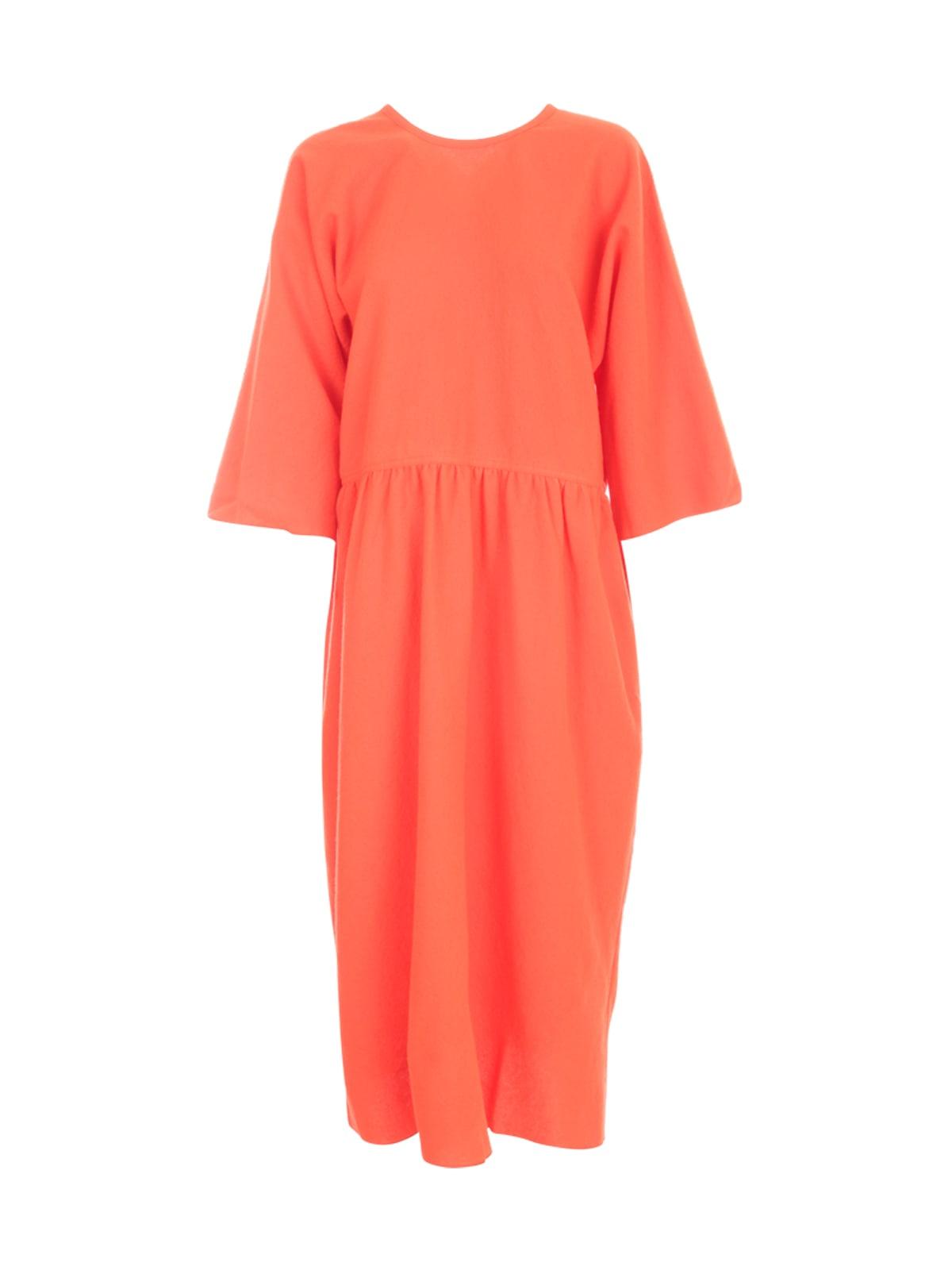 Sofie D'hoore Dresses 3/4S DRESS PLEATS ALL AROUND WAIST
