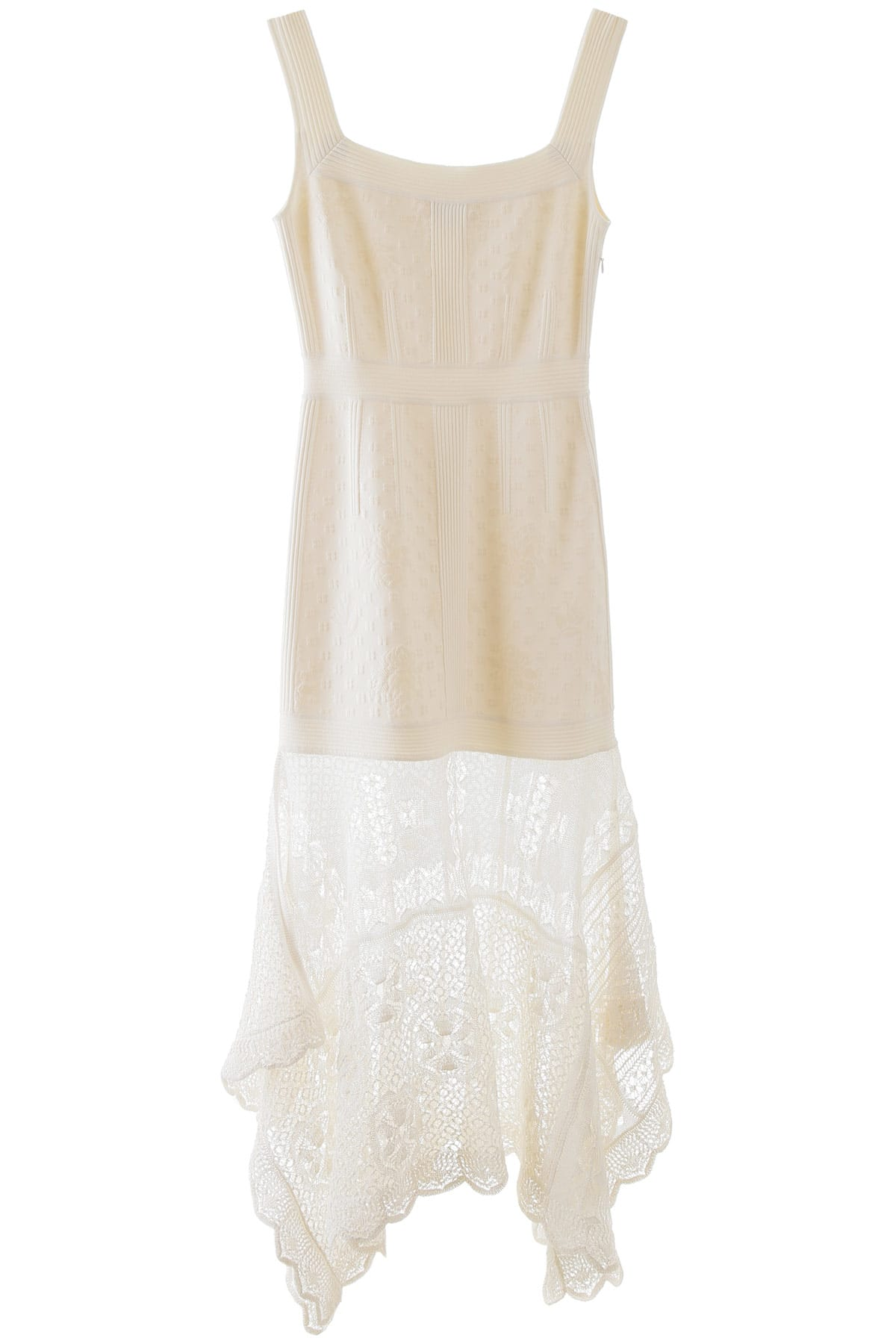 Buy Alexander McQueen Long Lace Dress online, shop Alexander McQueen with free shipping