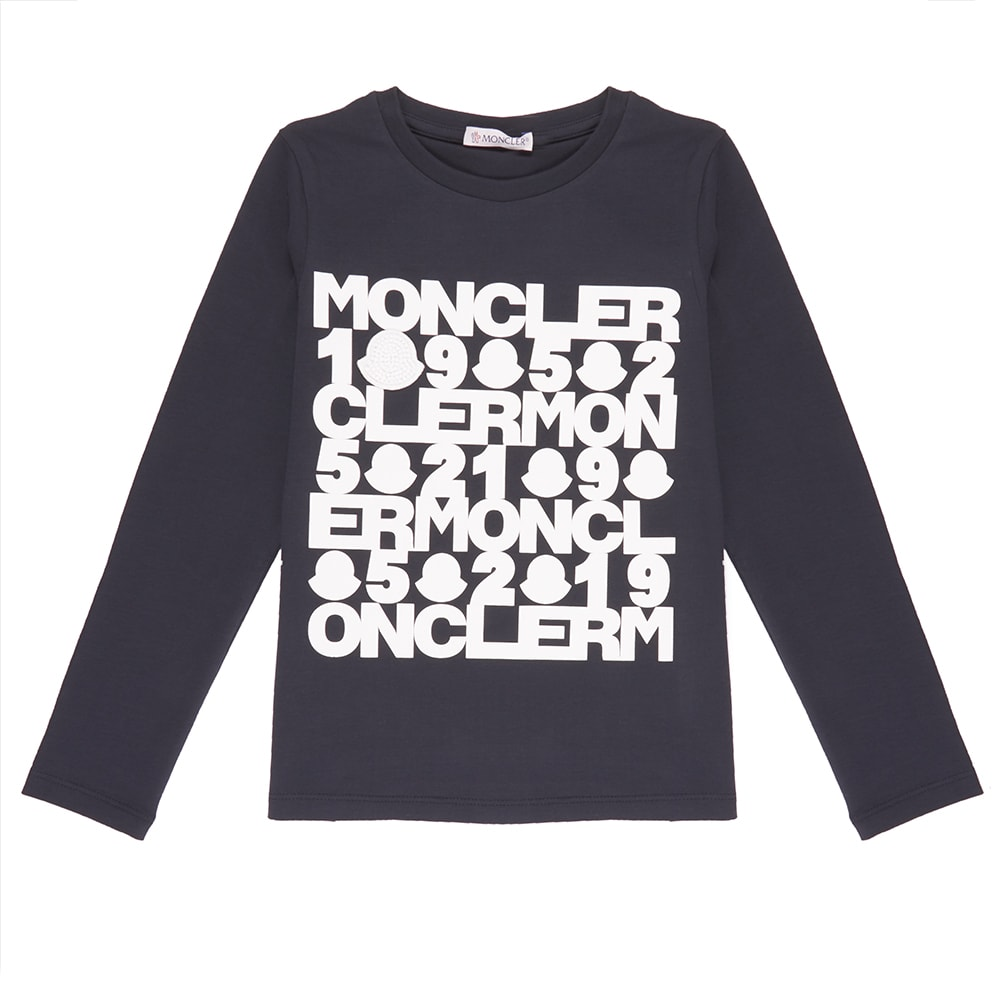413b044ee Moncler Maglia T-shirt