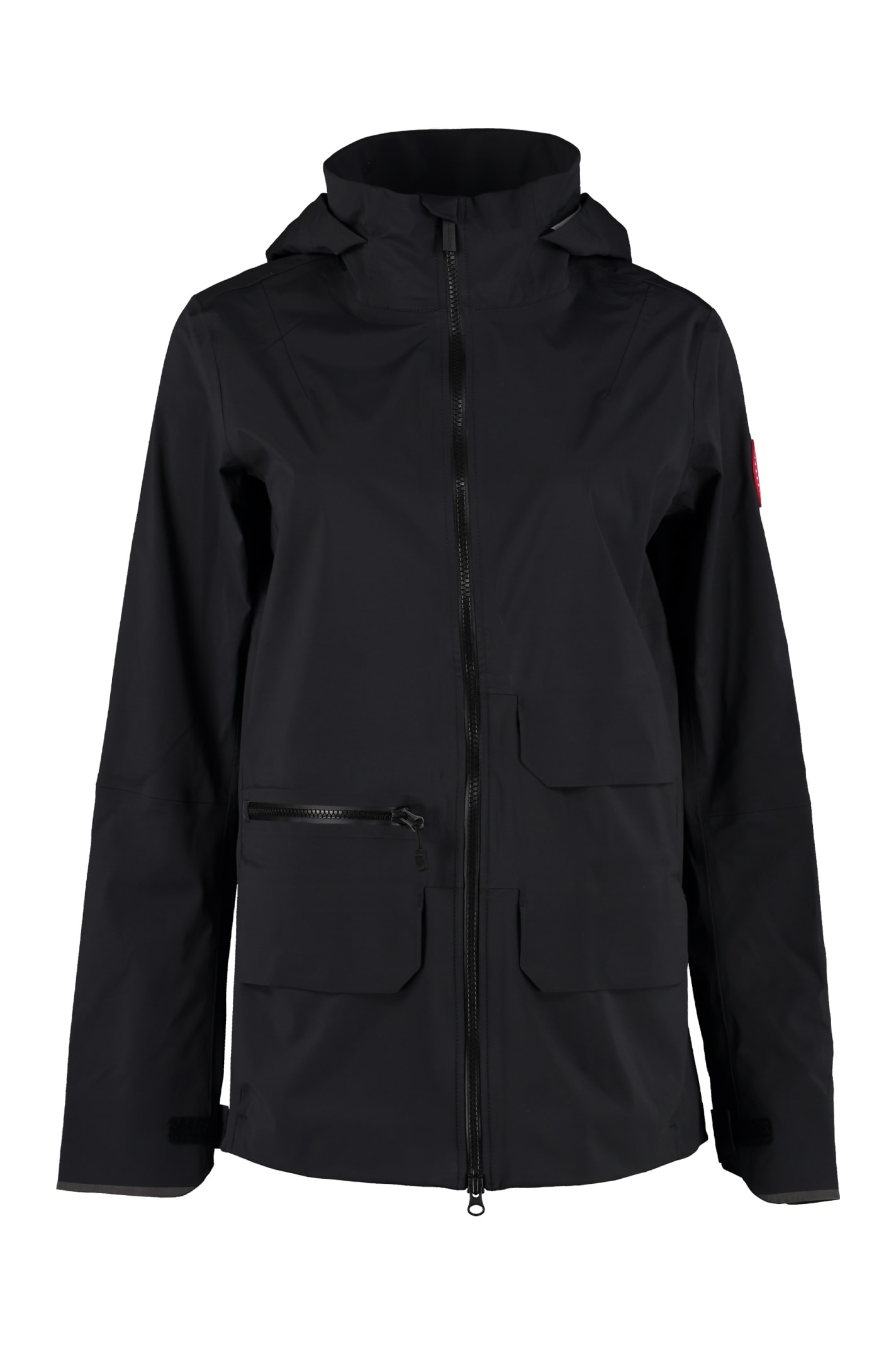 Canada Goose Pacifica Hooded Techno Jacket