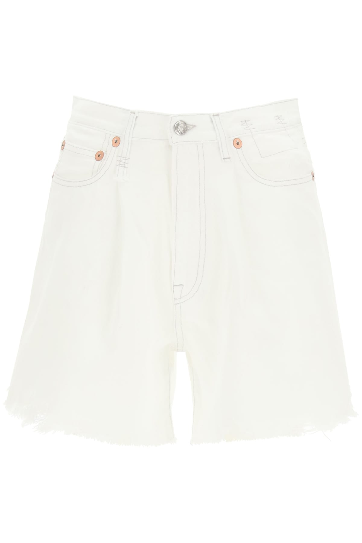 R13 Clothing DAMON SHORTS WITH PLEATS