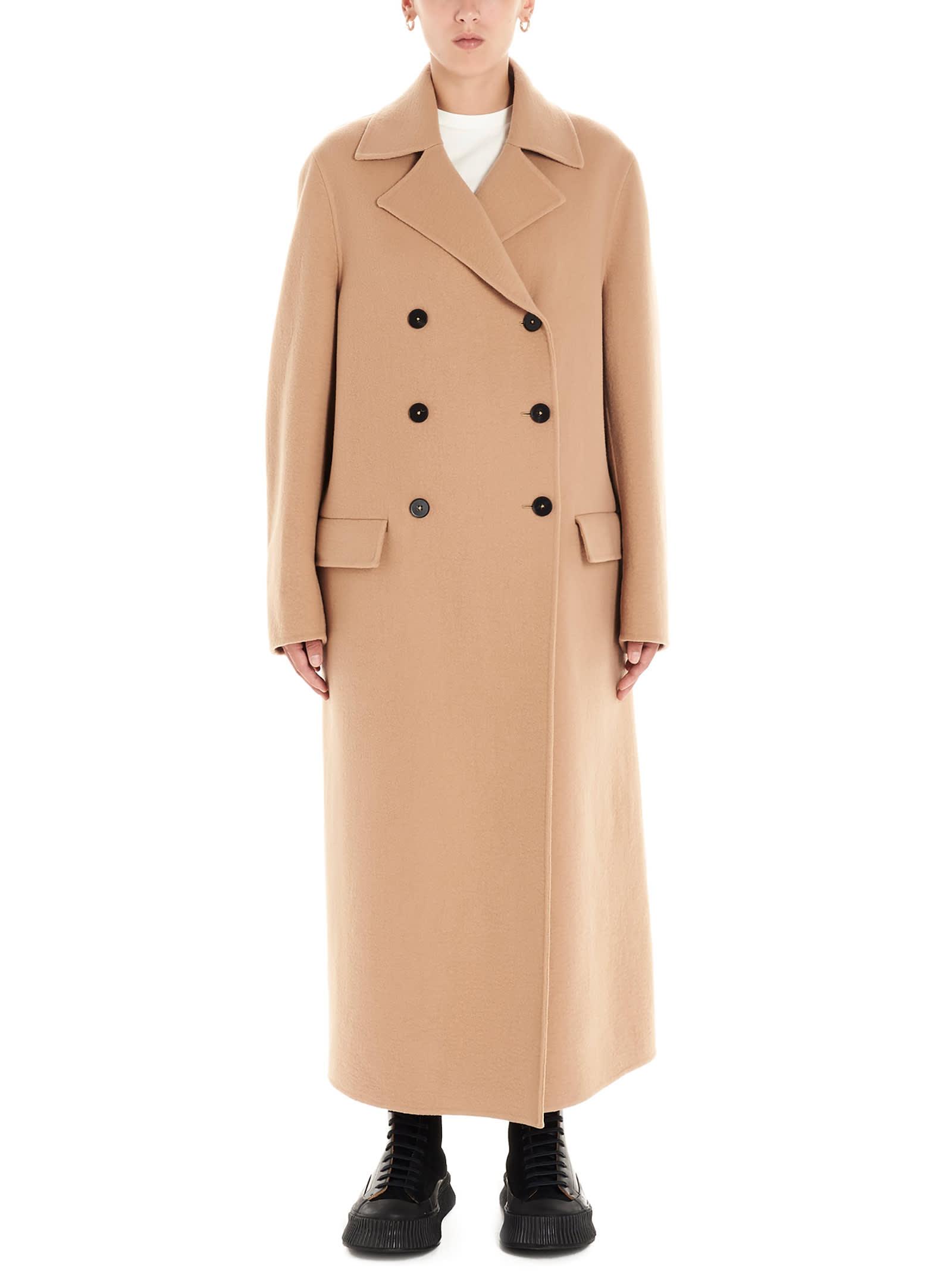 hot sale online b16ff 89d38 Jil Sander 'lucien' Coat