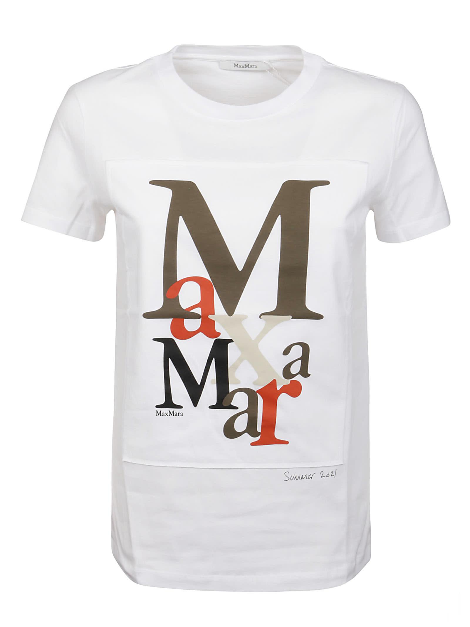 Max Mara Cottons T-SHIRT HUMOUR