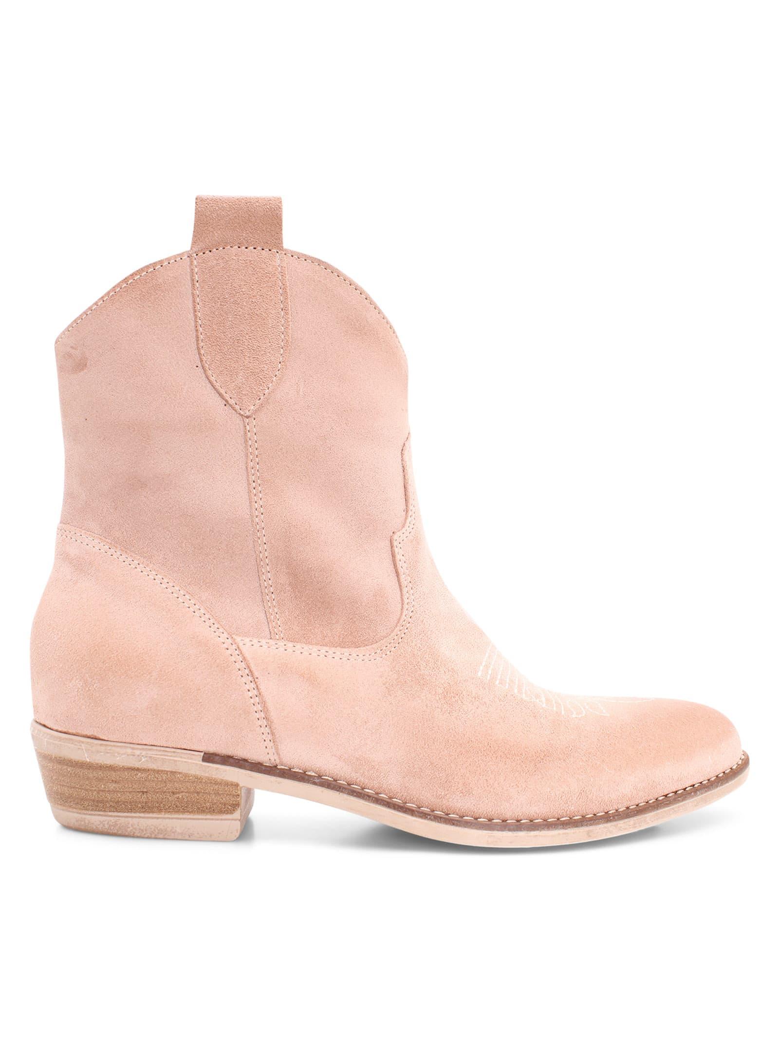nexus Leather Boots