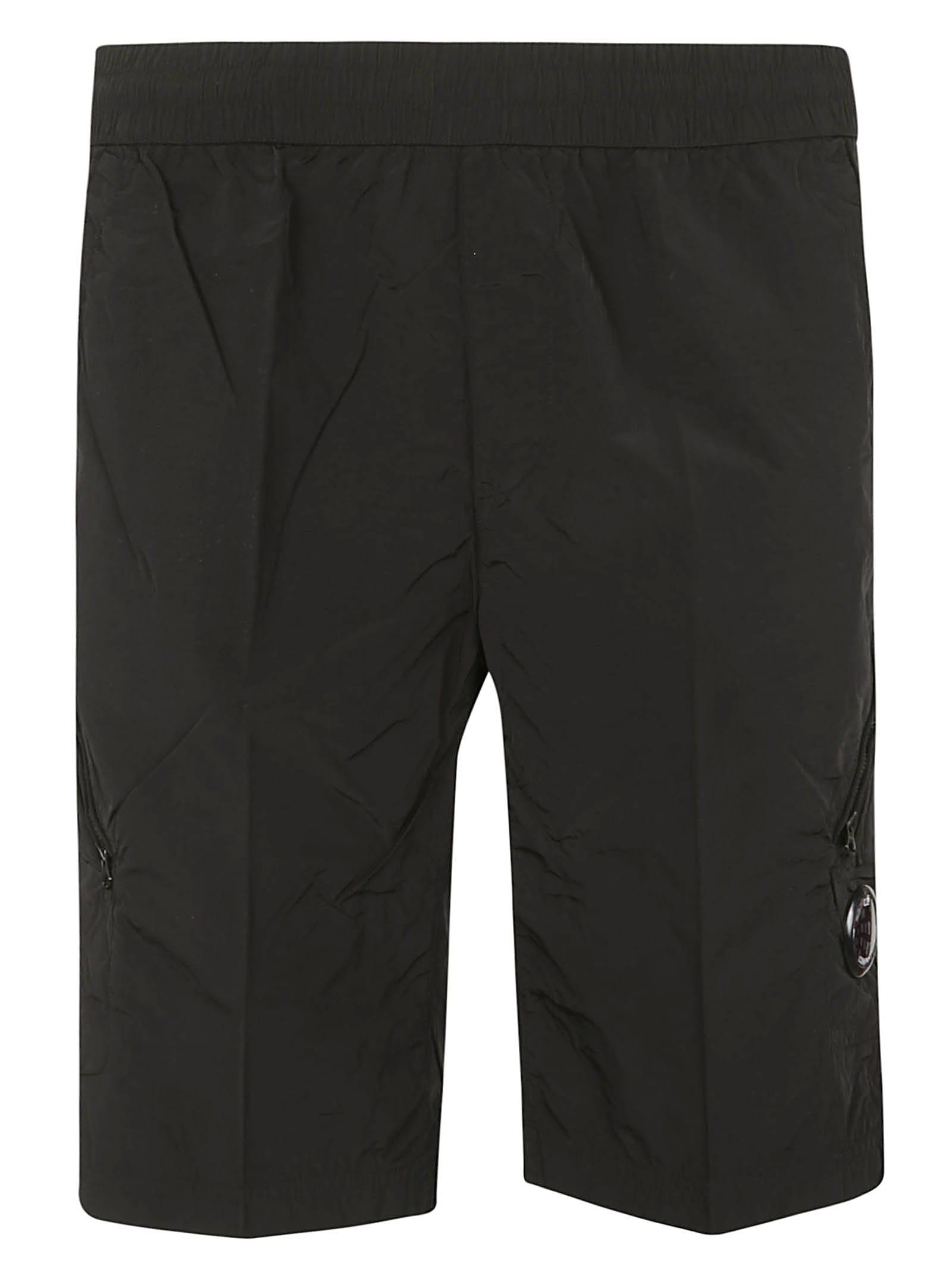 C.P. Company Side Zipped Pocket Shorts