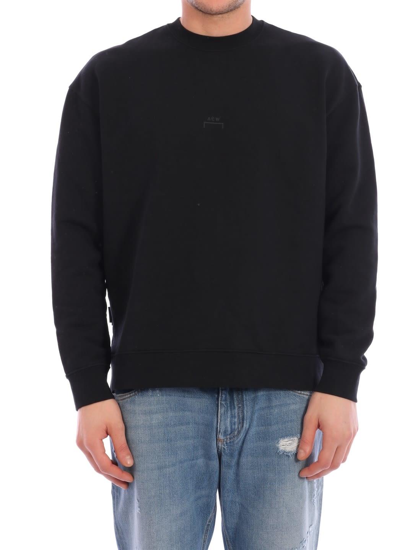 A-COLD-WALL Sweatshirt Logo Black
