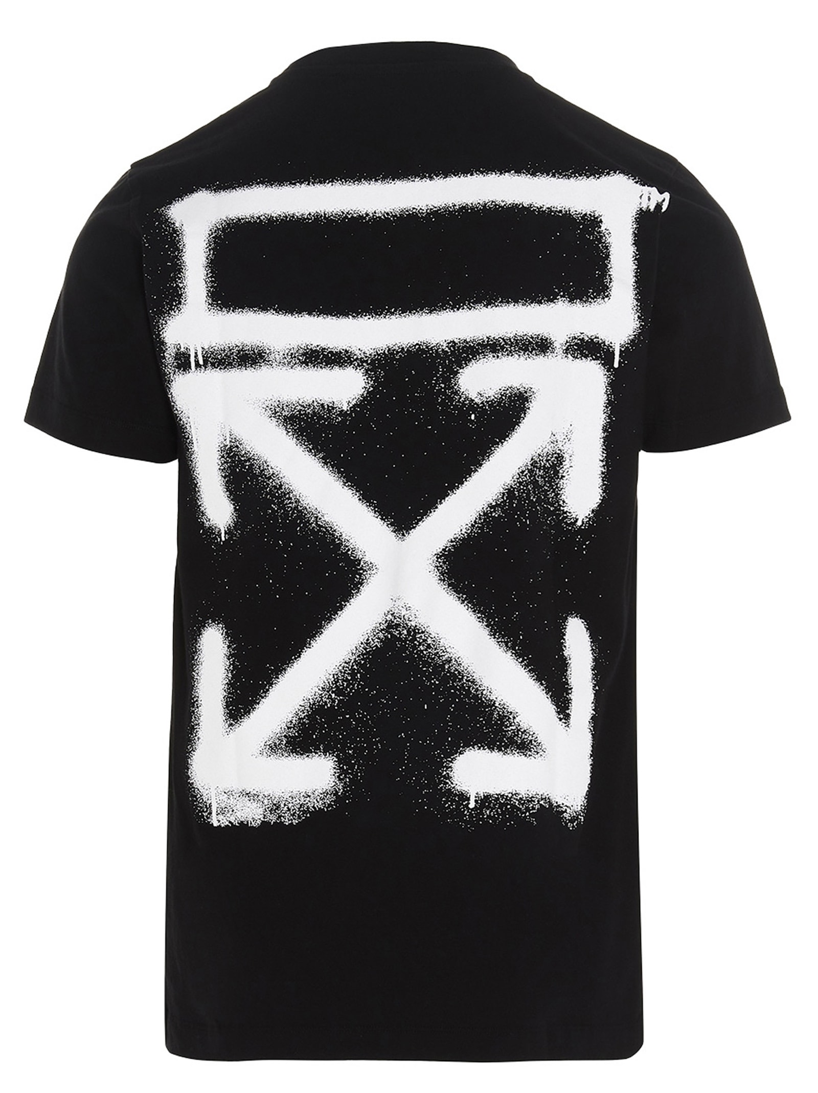 Off-White Cottons OFF-WHITE SPRAY MARKER T-SHIRT