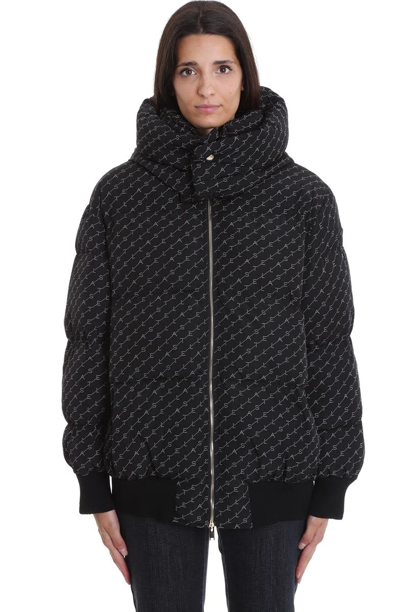 Stella McCartney Samara Clothing In Black Polyamide