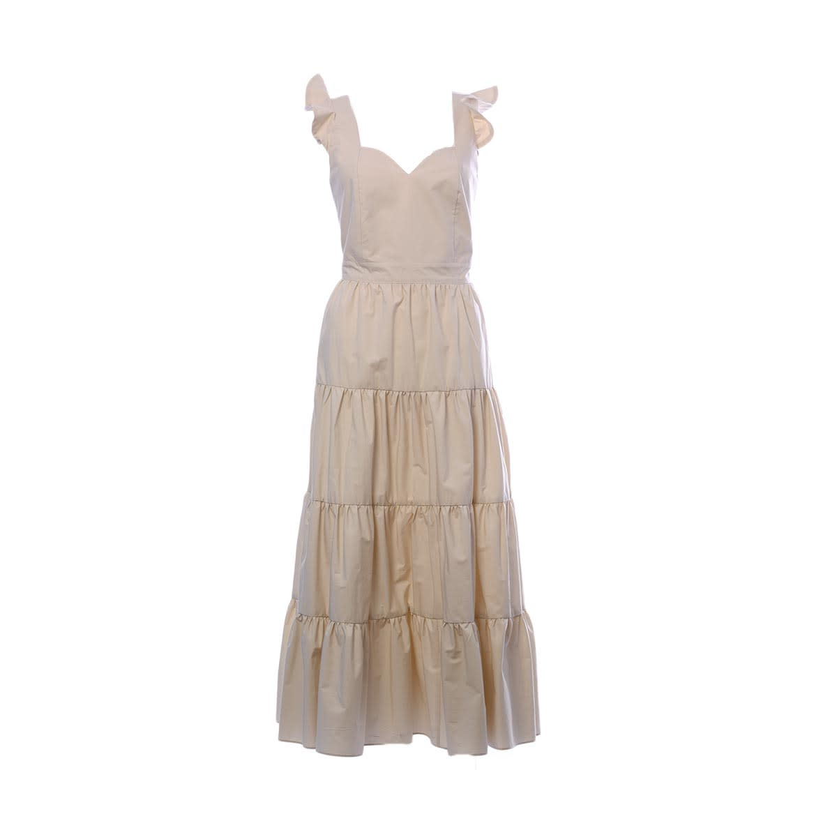 Buy Hanita Rear Strap Layered Dress online, shop Hanita with free shipping