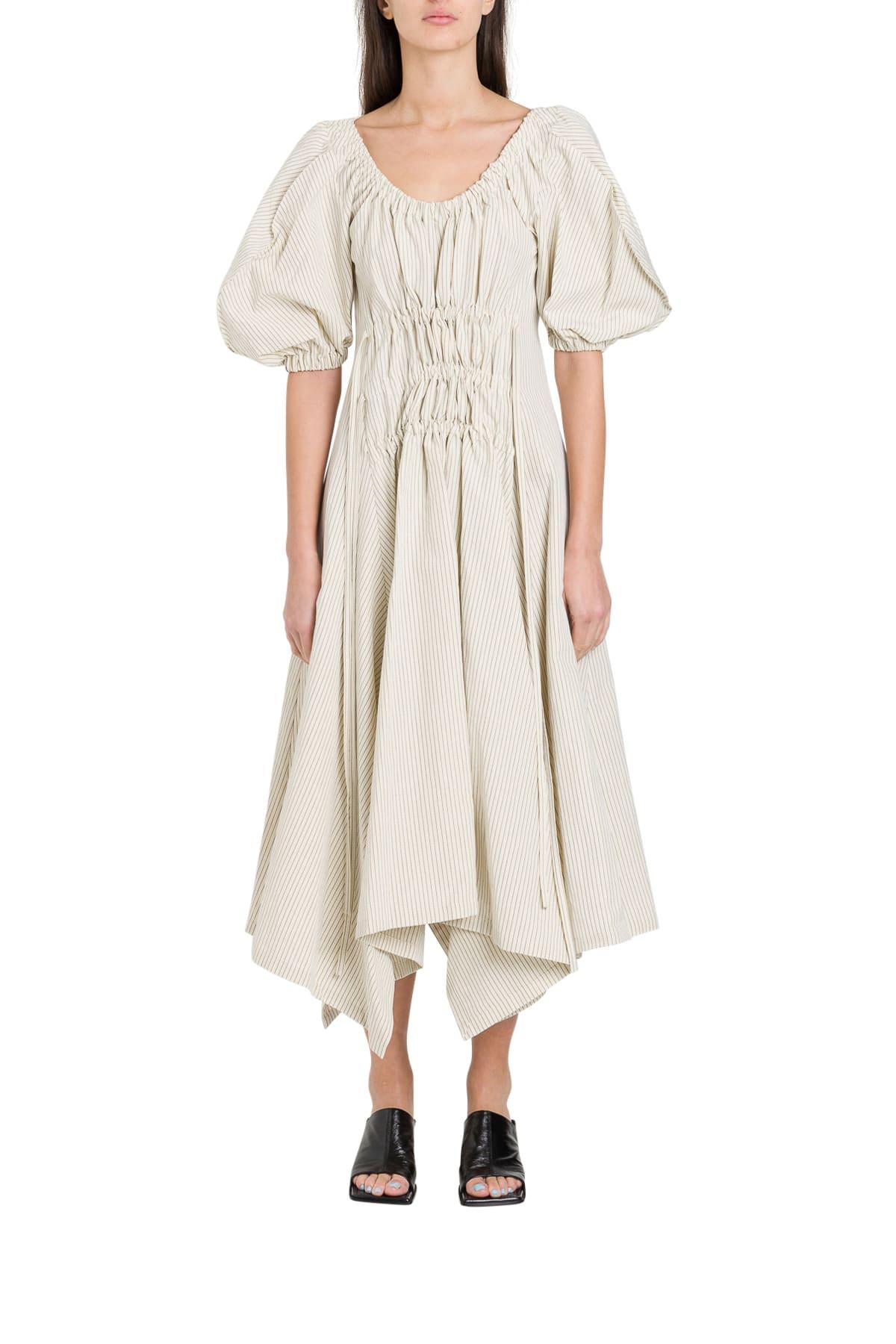 Buy Eudon Choi Pina Striped Dress online, shop Eudon Choi with free shipping