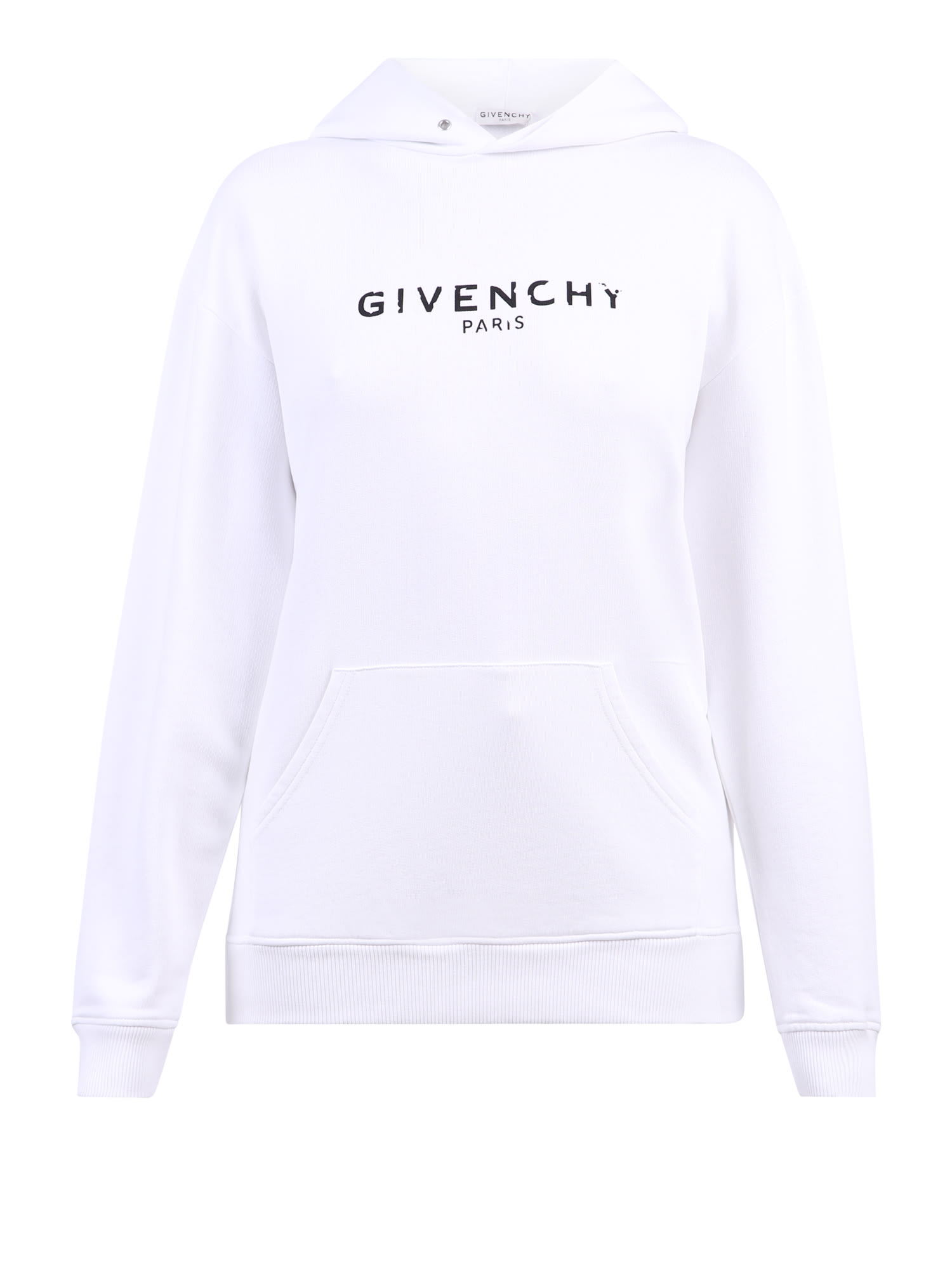 Givenchy Clothing BRANDED HOODIE